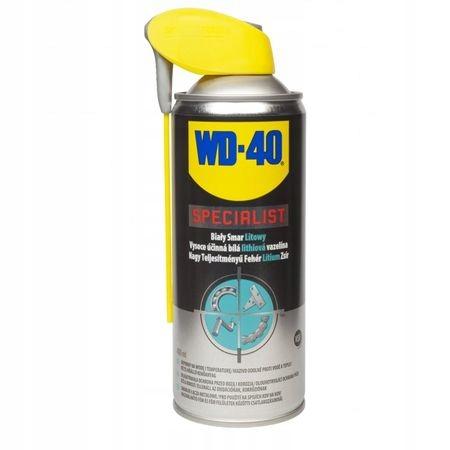 WD-40 SPECIALIST biały smar litowy 400 ML