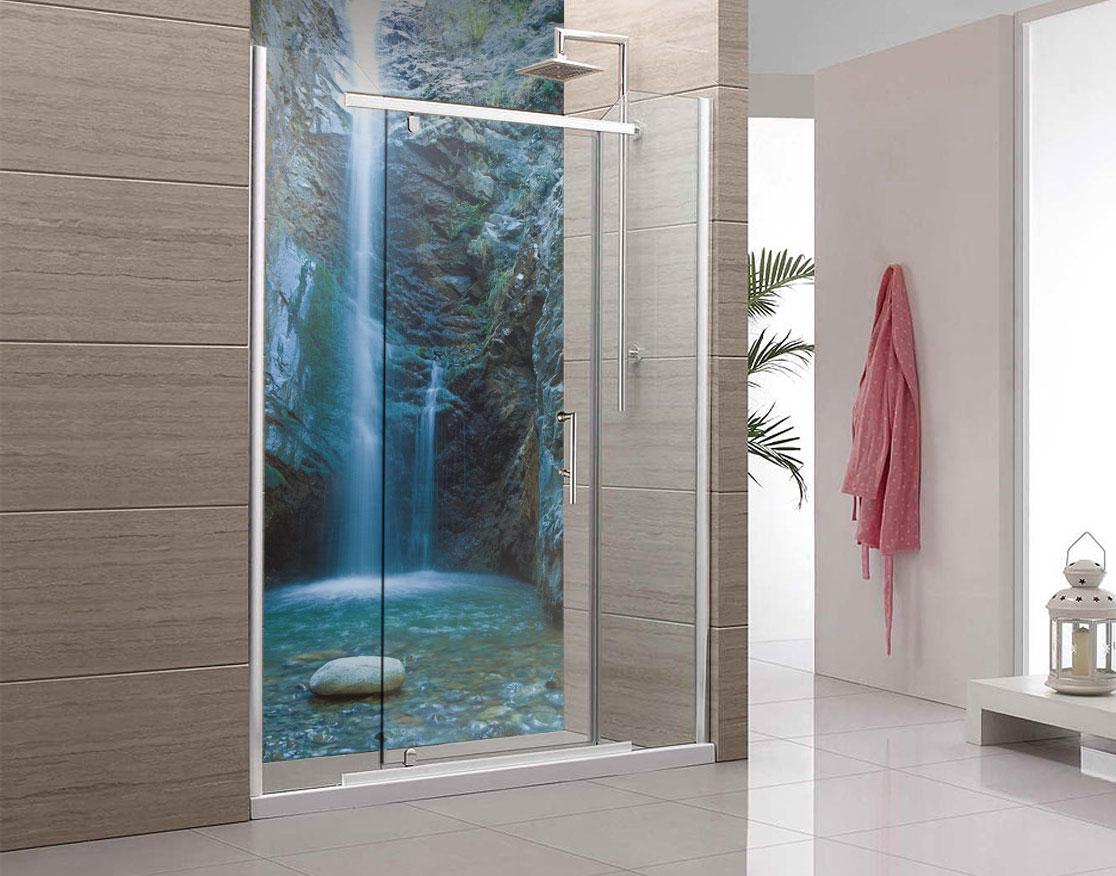 Panele Szklane Do łazienki Pod Prysznic Na Wymiar 6799892650