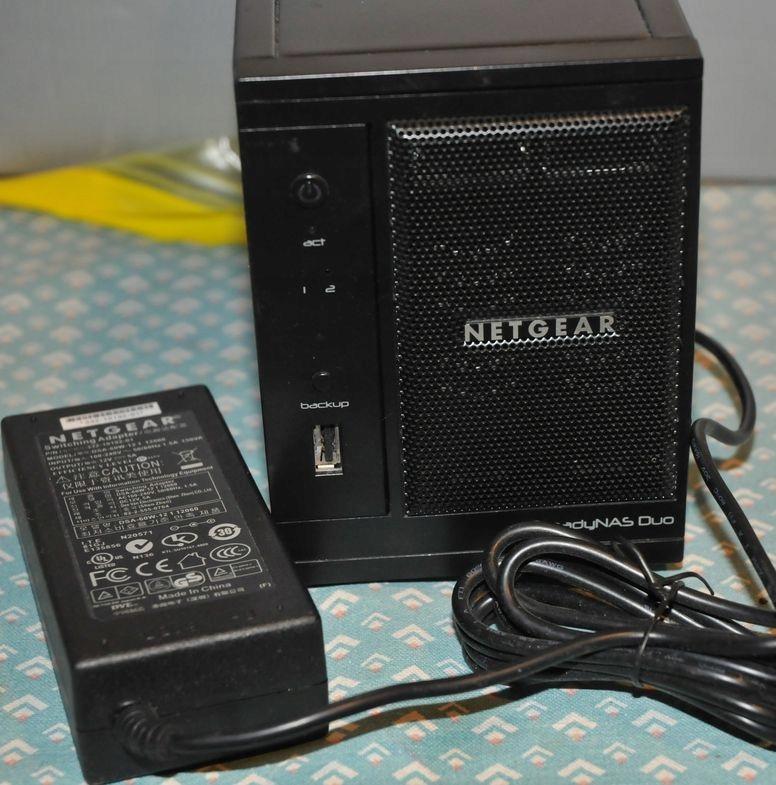 Netgear ReadyNas Duo RND2000 v2 - 7681372705 - oficjalne
