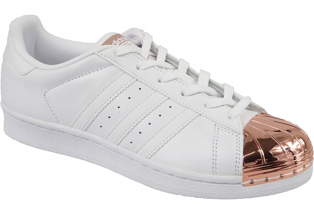 cd4be00d ADIDAS SUPERSTAR METAL TOE W (42 2/3) Damskie Buty - 7457436524 ...