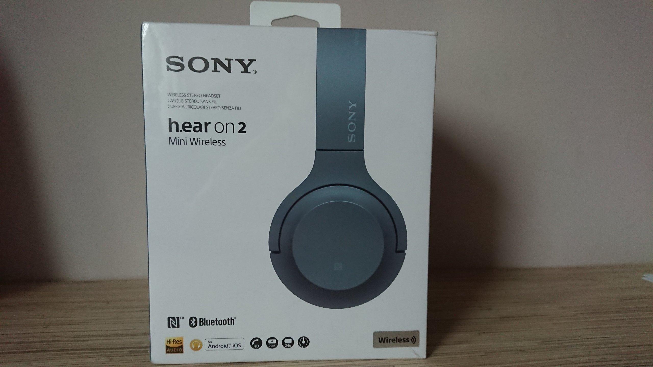 Sony h.ear on 2 Mini wireless WH-H800 - 7219138657 - oficjalne ... 92bfb03d380d