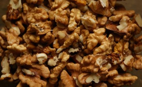 ORZECHY WŁOSKIE ŁUSKANE 1kg 100% EKOLOGICZNE