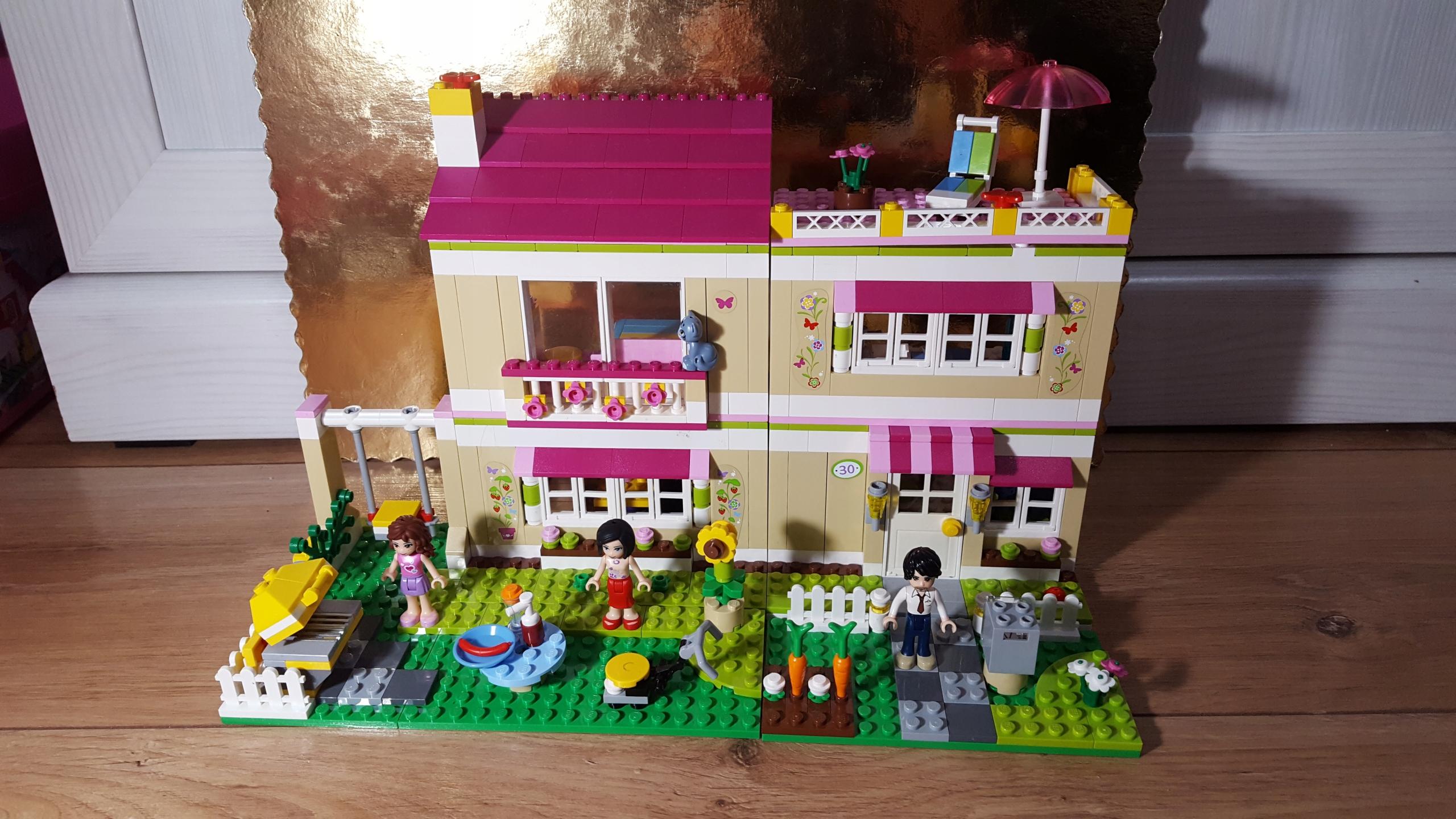 Lego Friends 3315 Dom Olivii Gratis 7708913853 Oficjalne