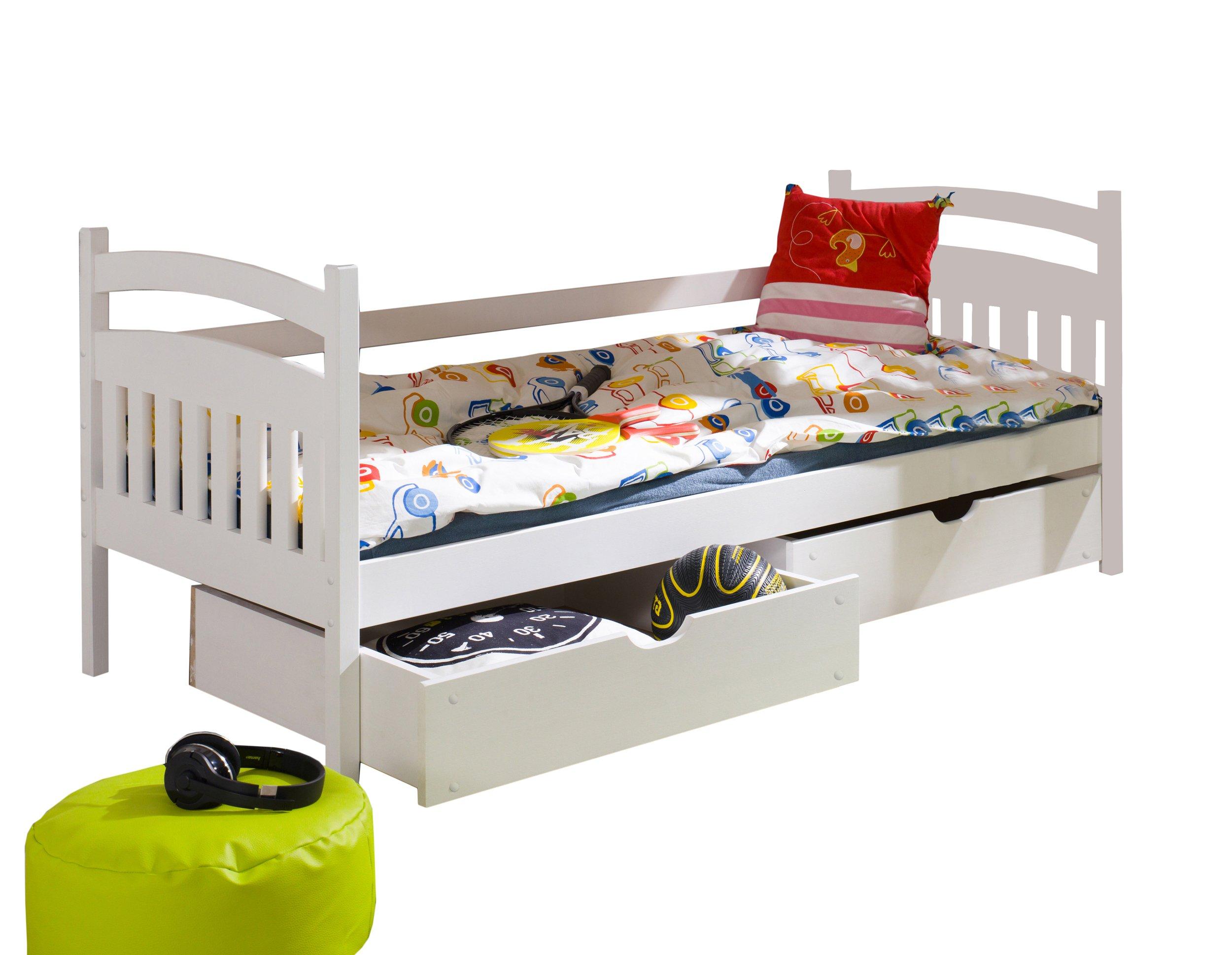 łóżko Pojedyncze Collin Pod Materac 190x90 7161765818
