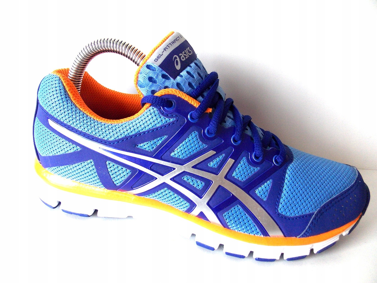 5a47d8e3 ASICS GEL- ATTRACT 2 GUIDANCE LINE39-24,5CM J.NOWE - 7574493337 ...