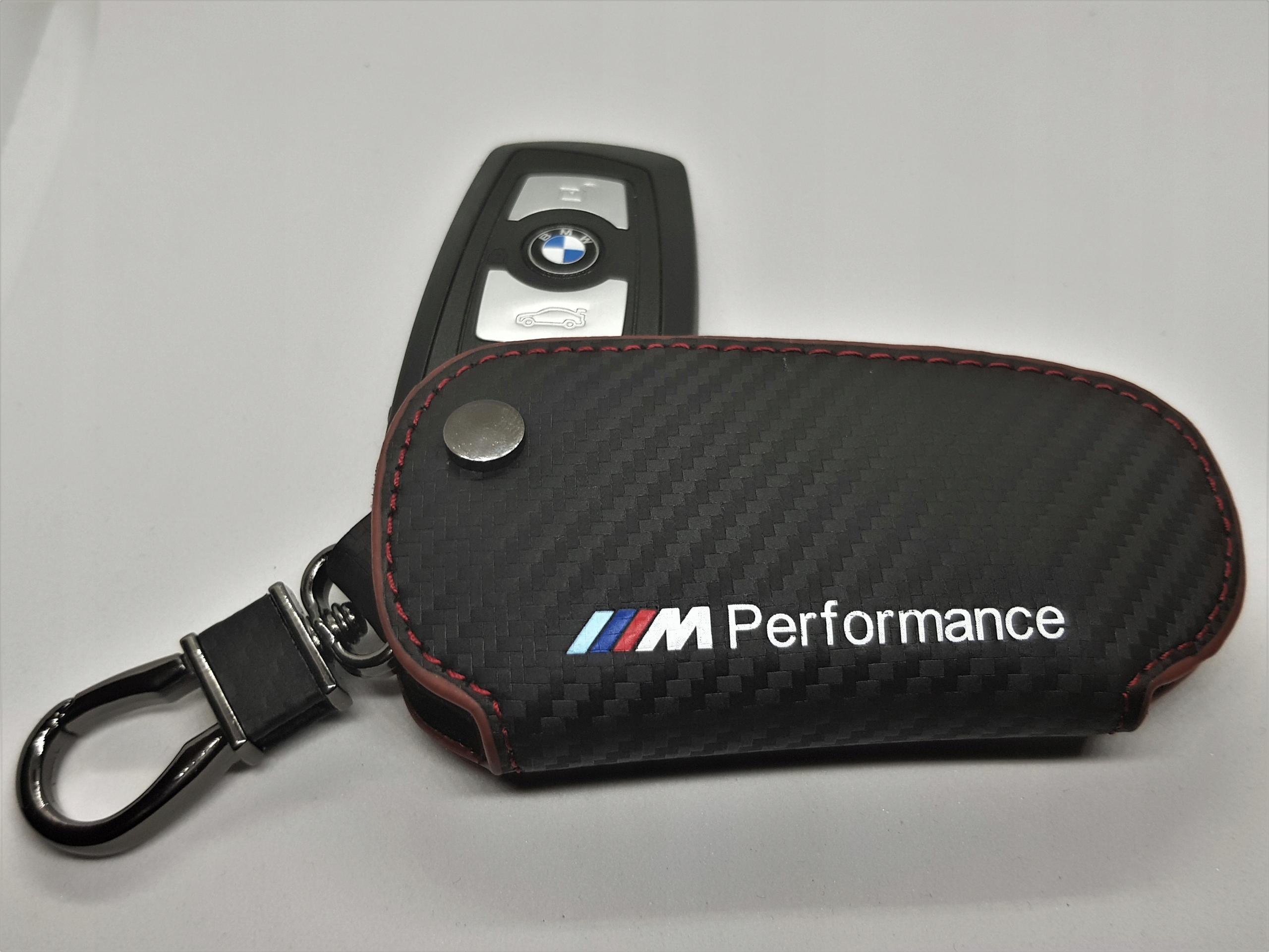 017b3e360c37d BMW F ETUI PORTFEL NA KLUCZYK BMW M PERFORMANCE - 7455513869 ...
