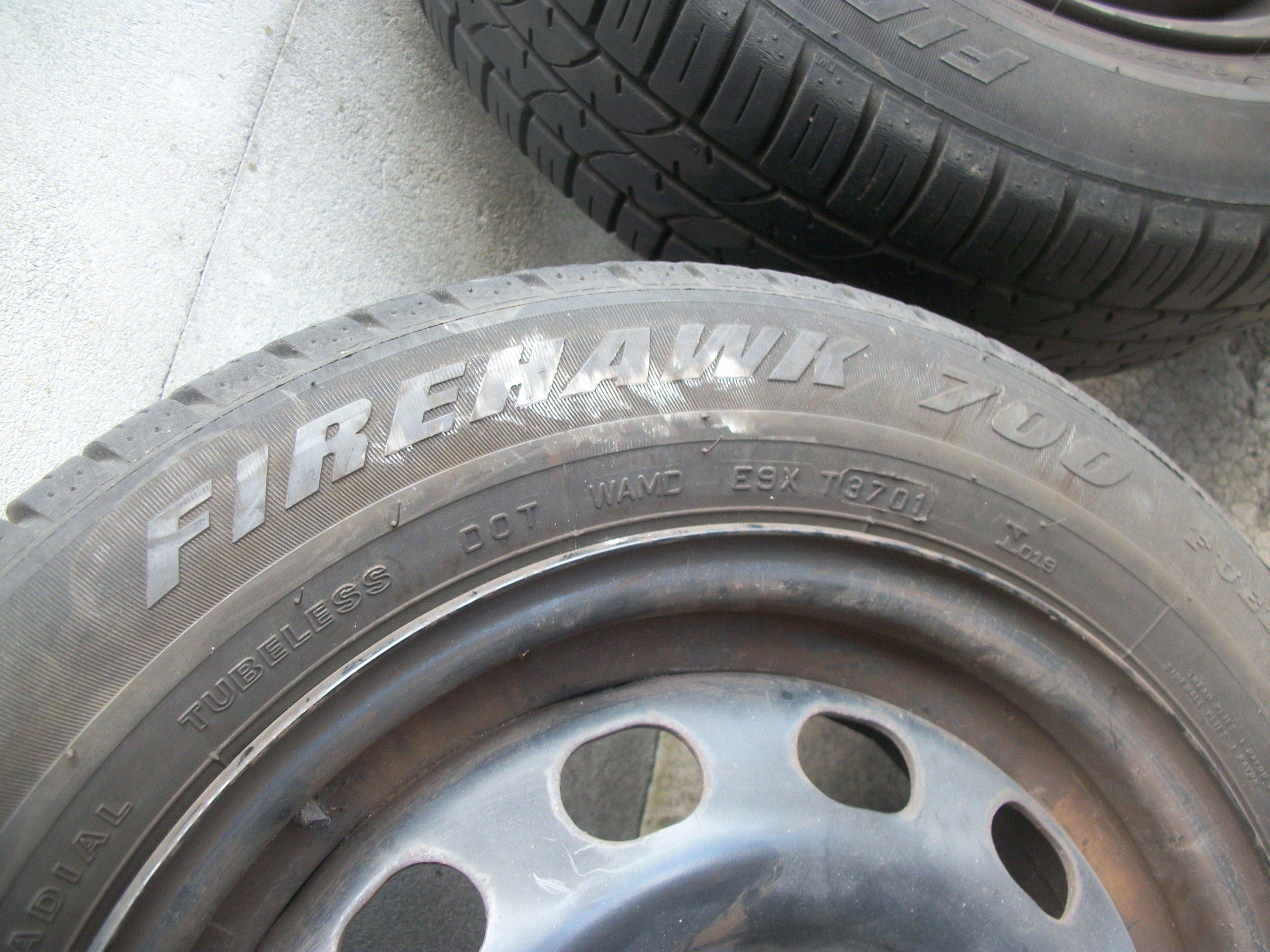 Koła Felgi Opony Letnie 14 Ford Fiesta 96 03 7354687268