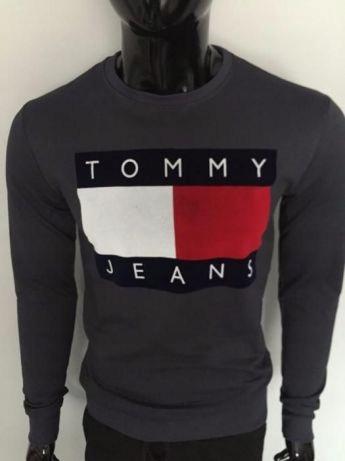 cfdfae01cdce4 Bluza Tommy Hilfiger M L XL XXL super - 7684033904 - oficjalne ...