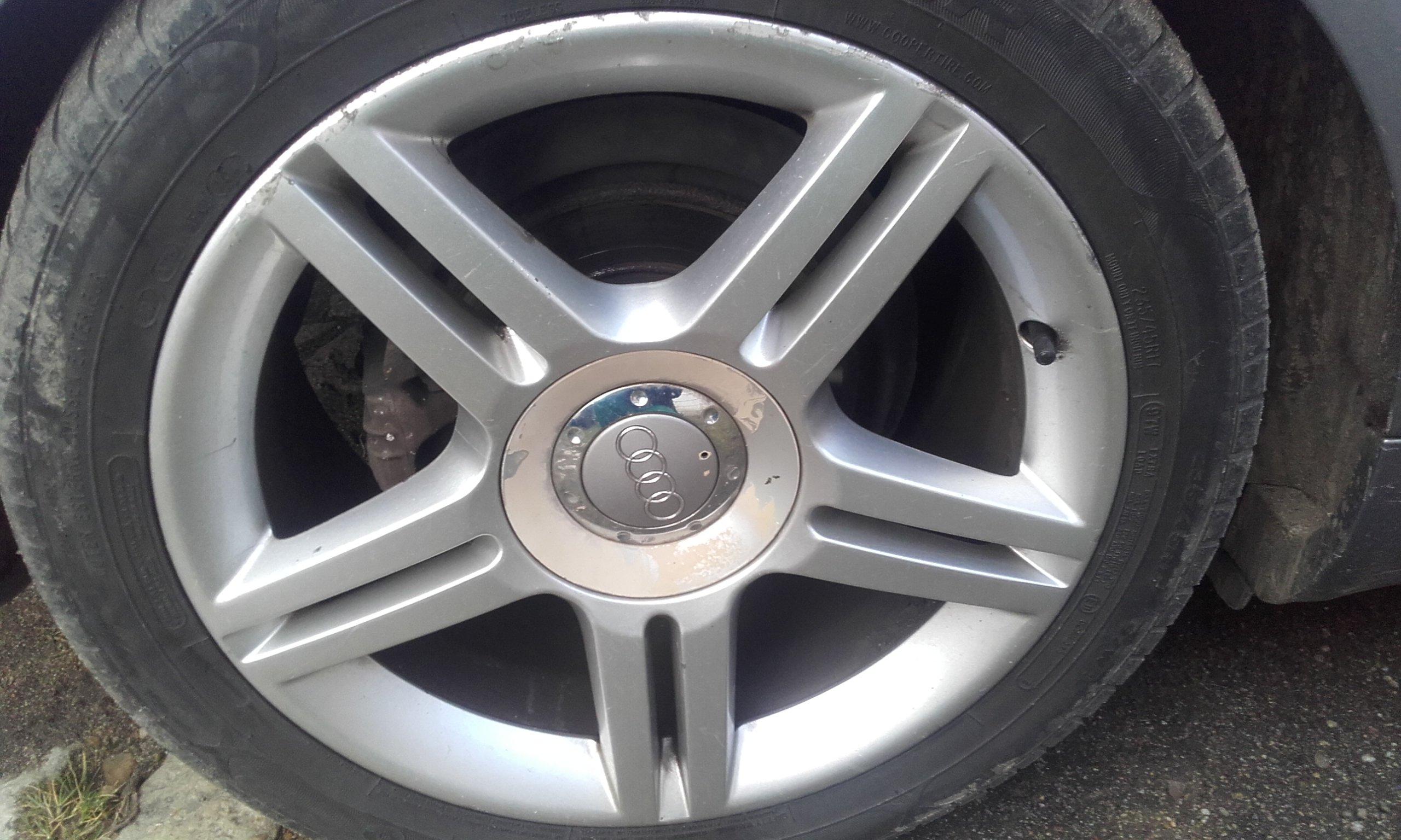 Felgi 17 Audi A4 B7 Et 45 7161942645 Oficjalne Archiwum Allegro