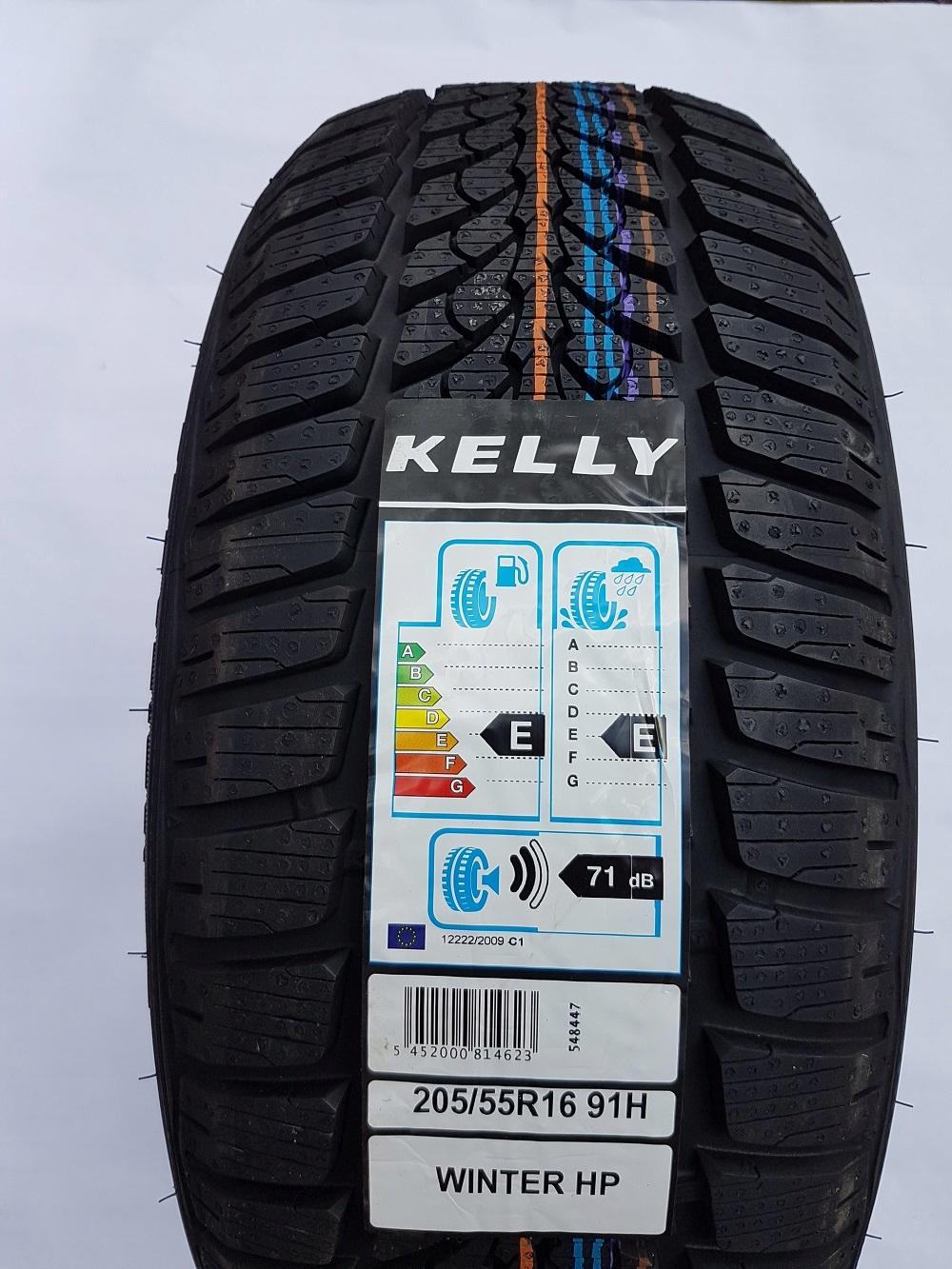 Nowe Opony Zimowe 20555r16 Gr Goodyear Kelly 7527147180