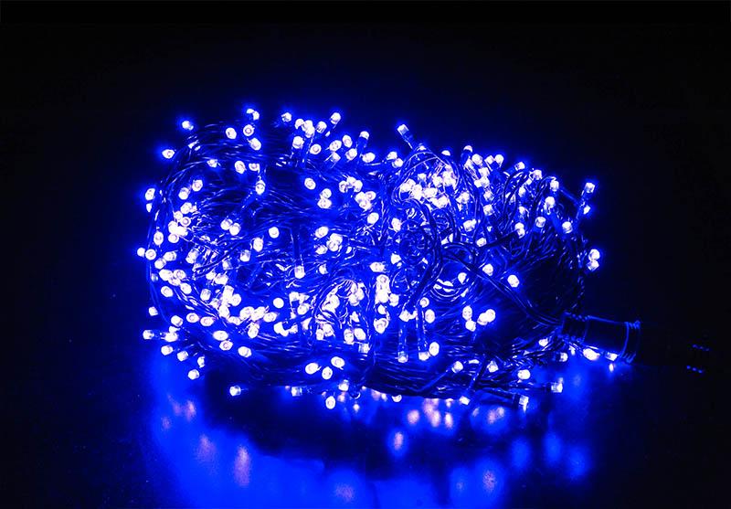 Lampki Choinkowe Led 700 Zewnętrzne Ip44 Grube 54m