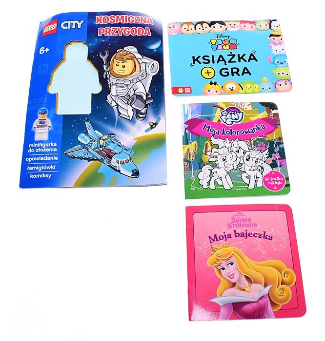 4658 2 Lego City Md Kolorowanki Kucyk 7168707475