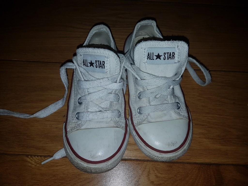 3111231f7a4f converse 25 buty trampki converse białe - 7388665063 - oficjalne archiwum  allegro