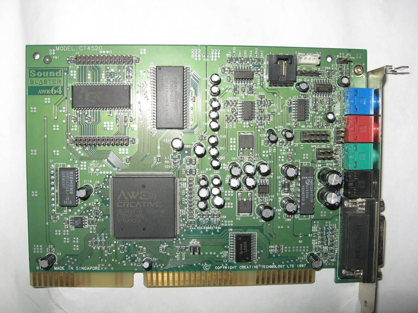 CT4520 DRIVER FOR WINDOWS 10