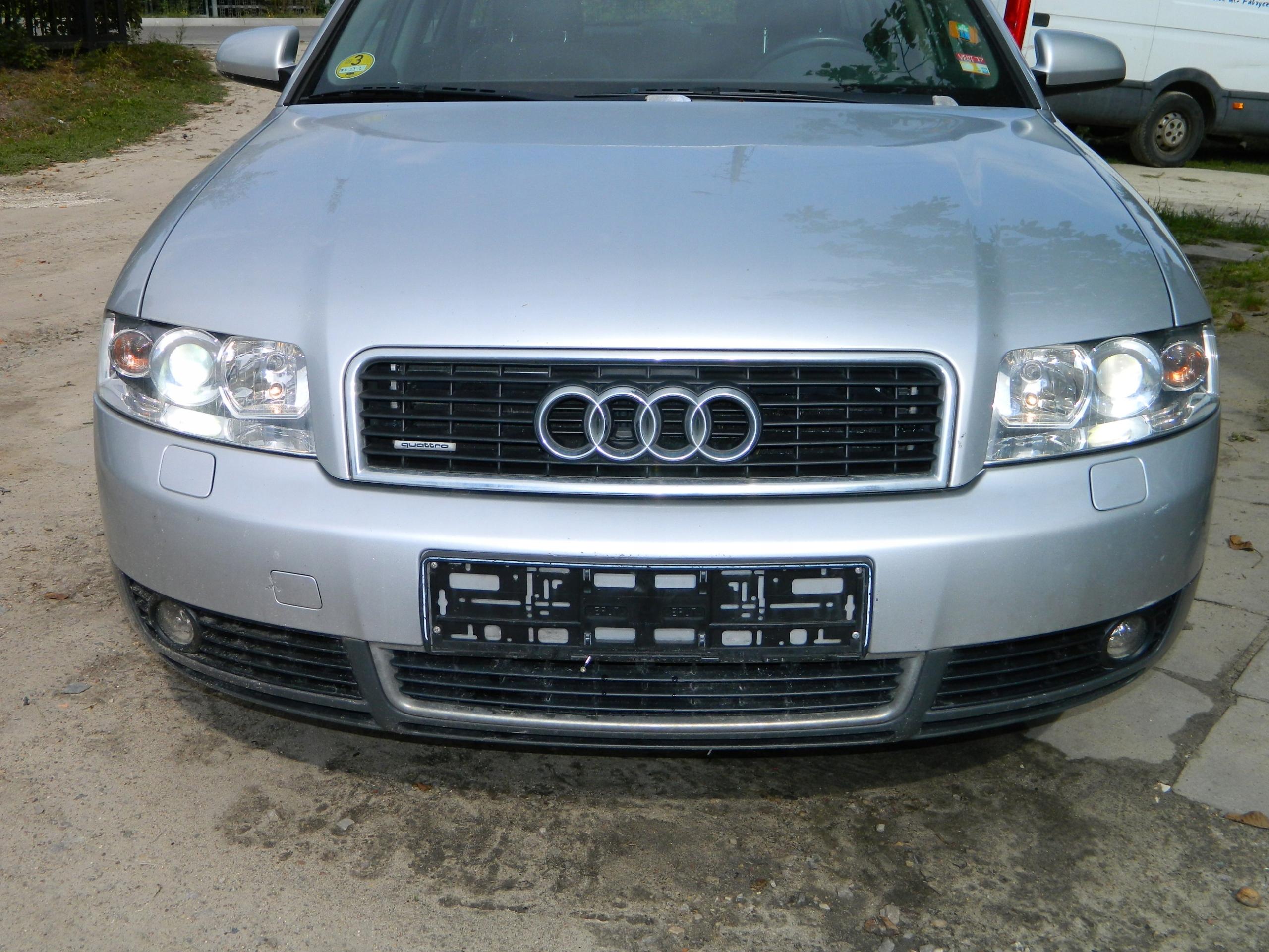 Audi A4 B6 Grill Atrapa Chlodnicy Quattro Ladna 7624178323