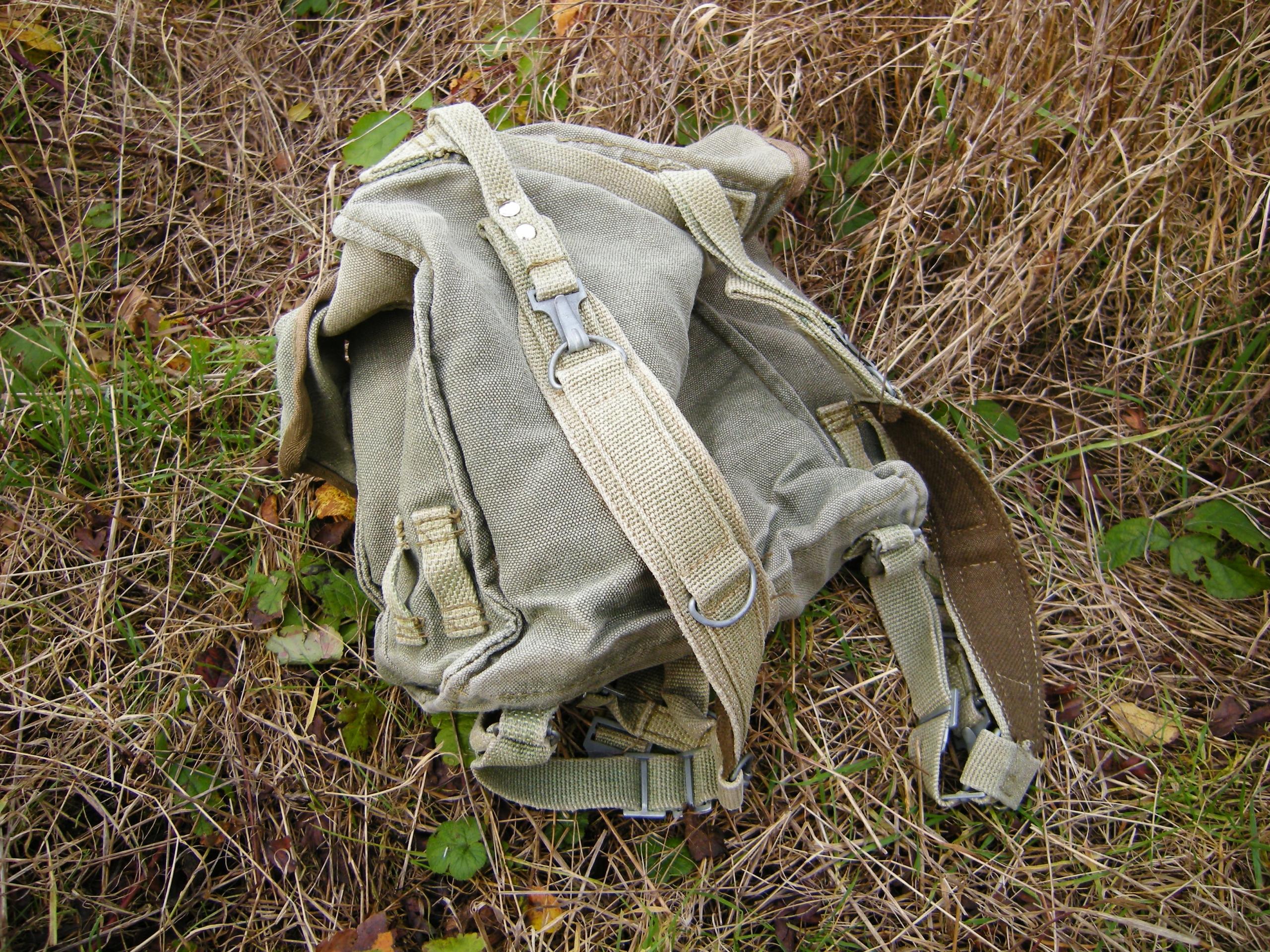 72b56e6d5985c plecak kostka LWP MON demobil grube szelki - 7672359566 - oficjalne ...