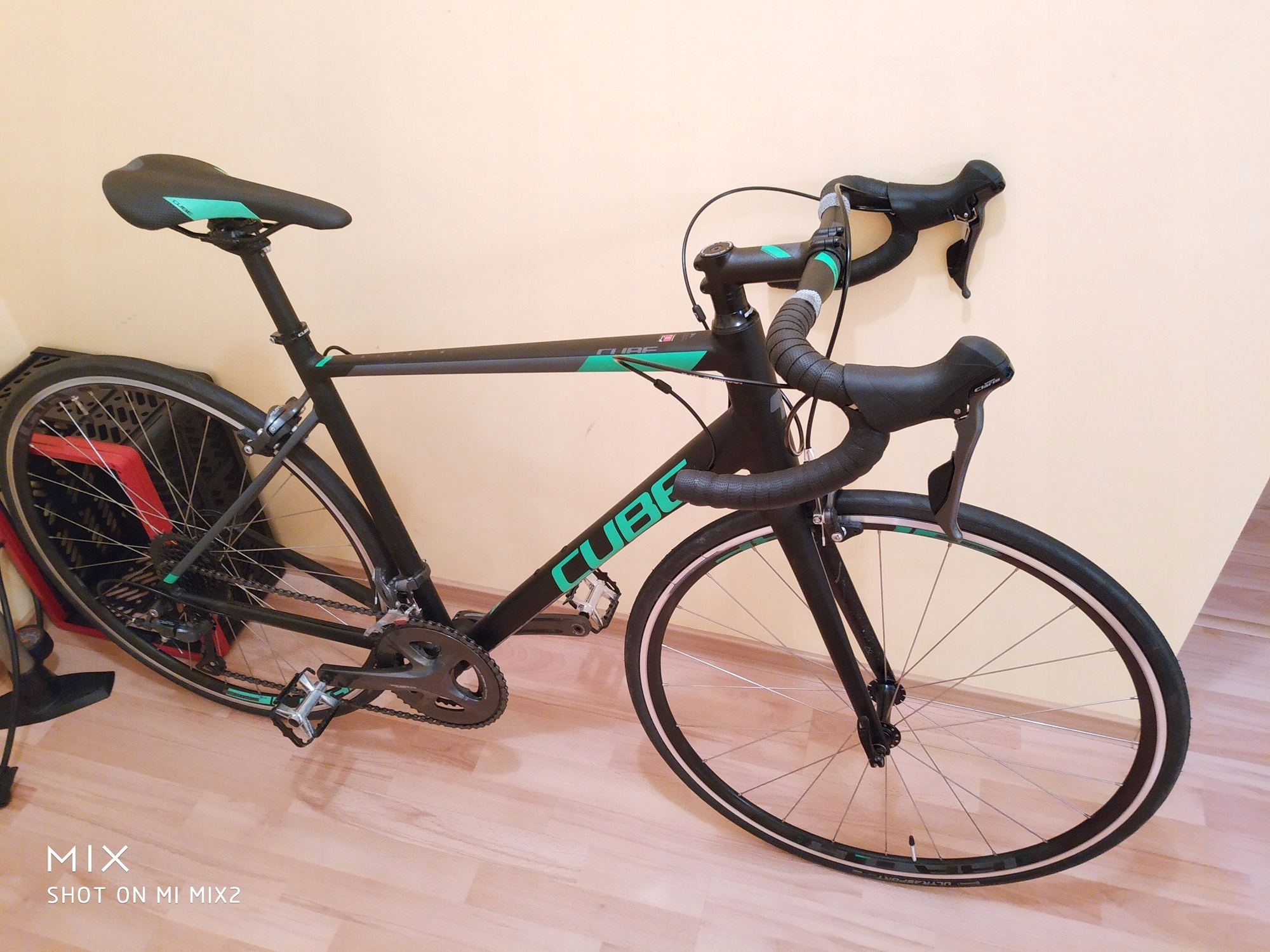 Cube Attain Road Bike 2018 - L / 56cm. Jak nowy