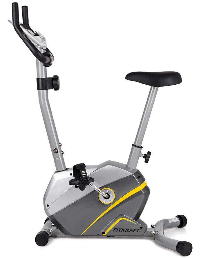 Rower treningowy magnetyczny F3 FITKRAFT LCD 6kg
