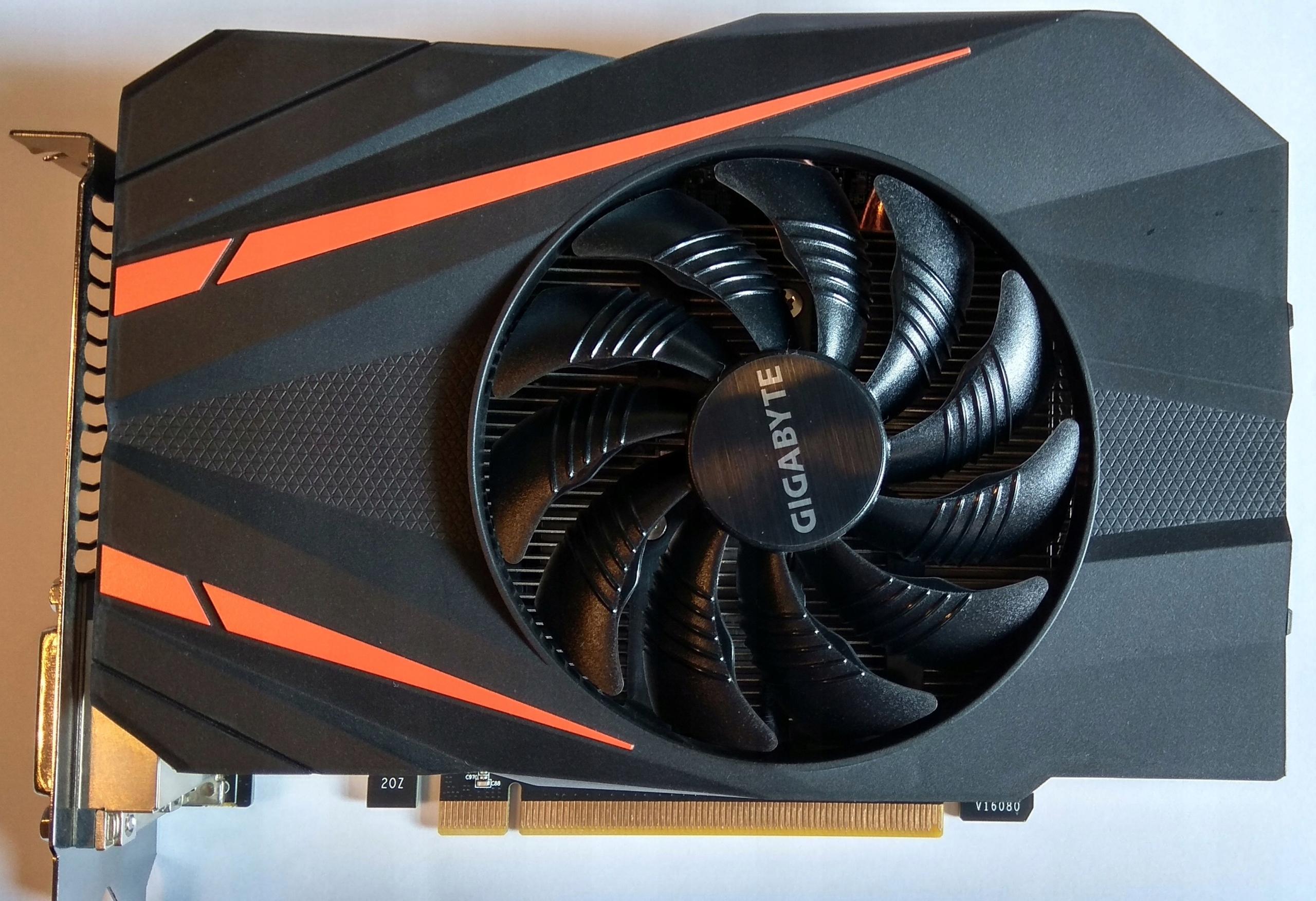 87b9e6df6 Gigabyte GeForce GTX 1060 Mini ITX OC 3GB GDDR5 - 7525207752 ...