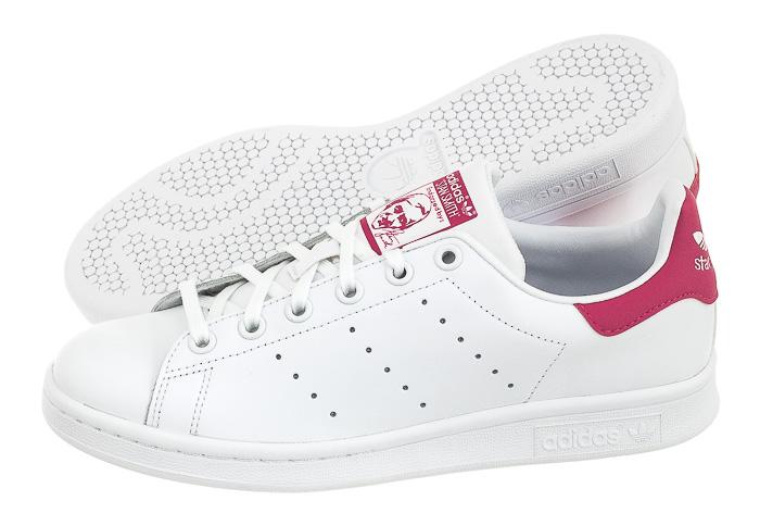 Buty Damskie Sportowe Adidas Stan Smith J B32703