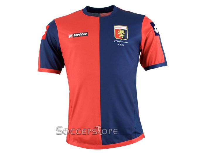 GEN01: Genoa FC - koszulka Lotto M