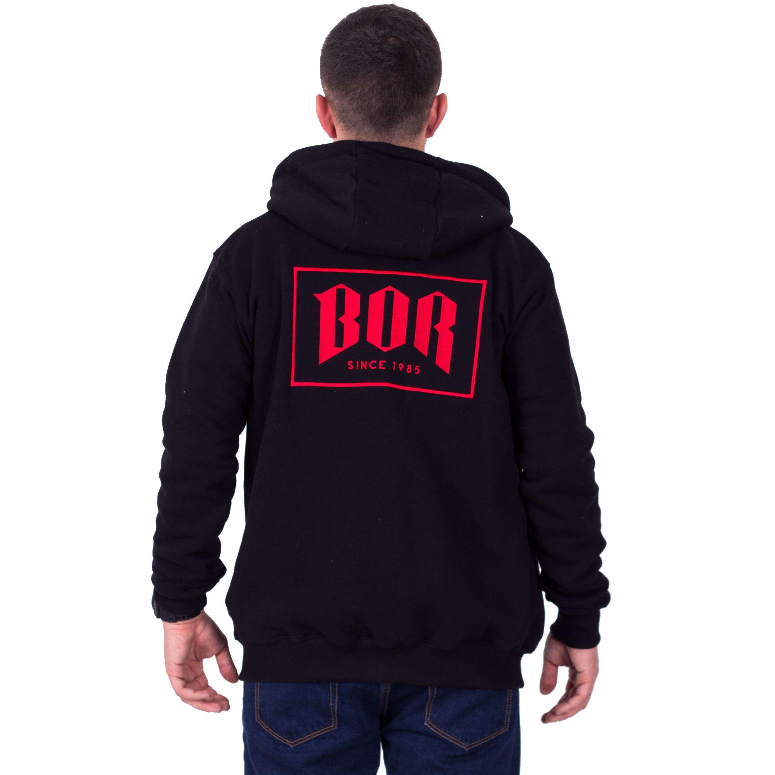 kup tanio outlet na sprzedaż najnowszy projekt Bluza BOR Zip Borcrew Black M - 7090119269 - oficjalne ...