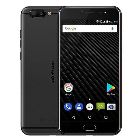 Ulefone T1 Dual LTE 6/64GB Czarny