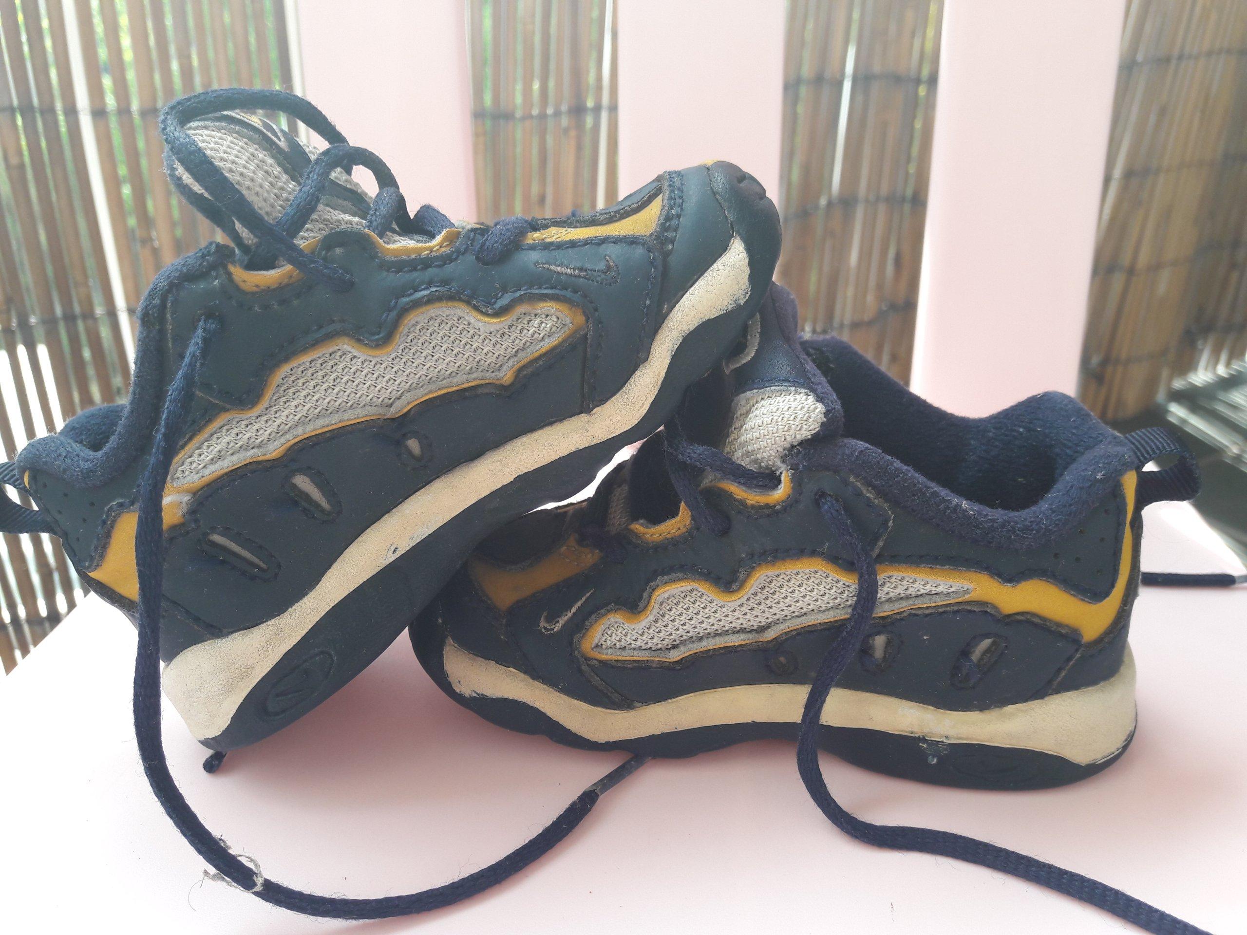 dea50ec2 buty chłopięce rozm. 22 - Nike - 7406708692 - oficjalne archiwum allegro