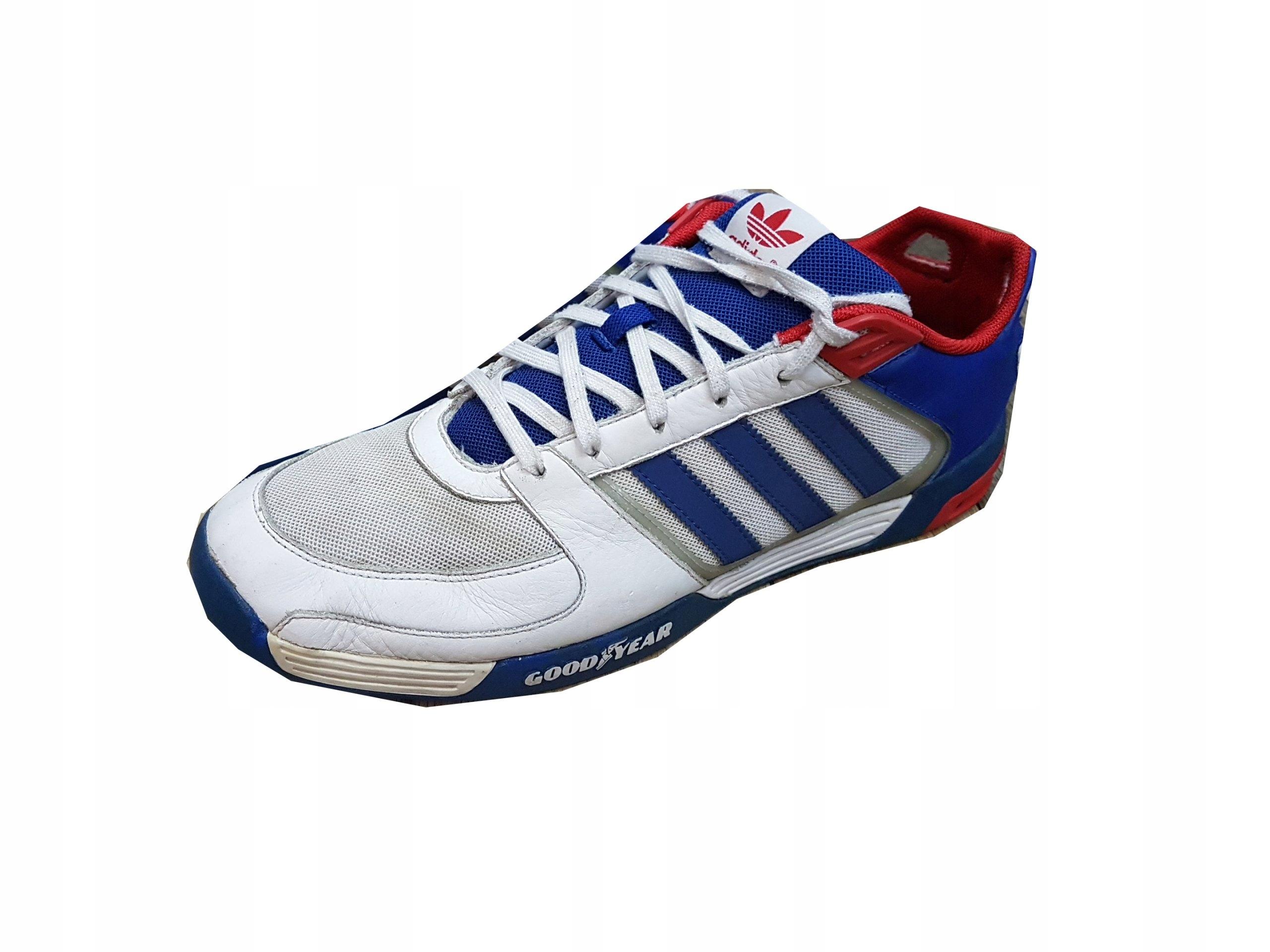 0735b20e3e56f ADIDAS GoodYear Stylowe buty męskie 47 1/3 29cm - 7424245863 ...