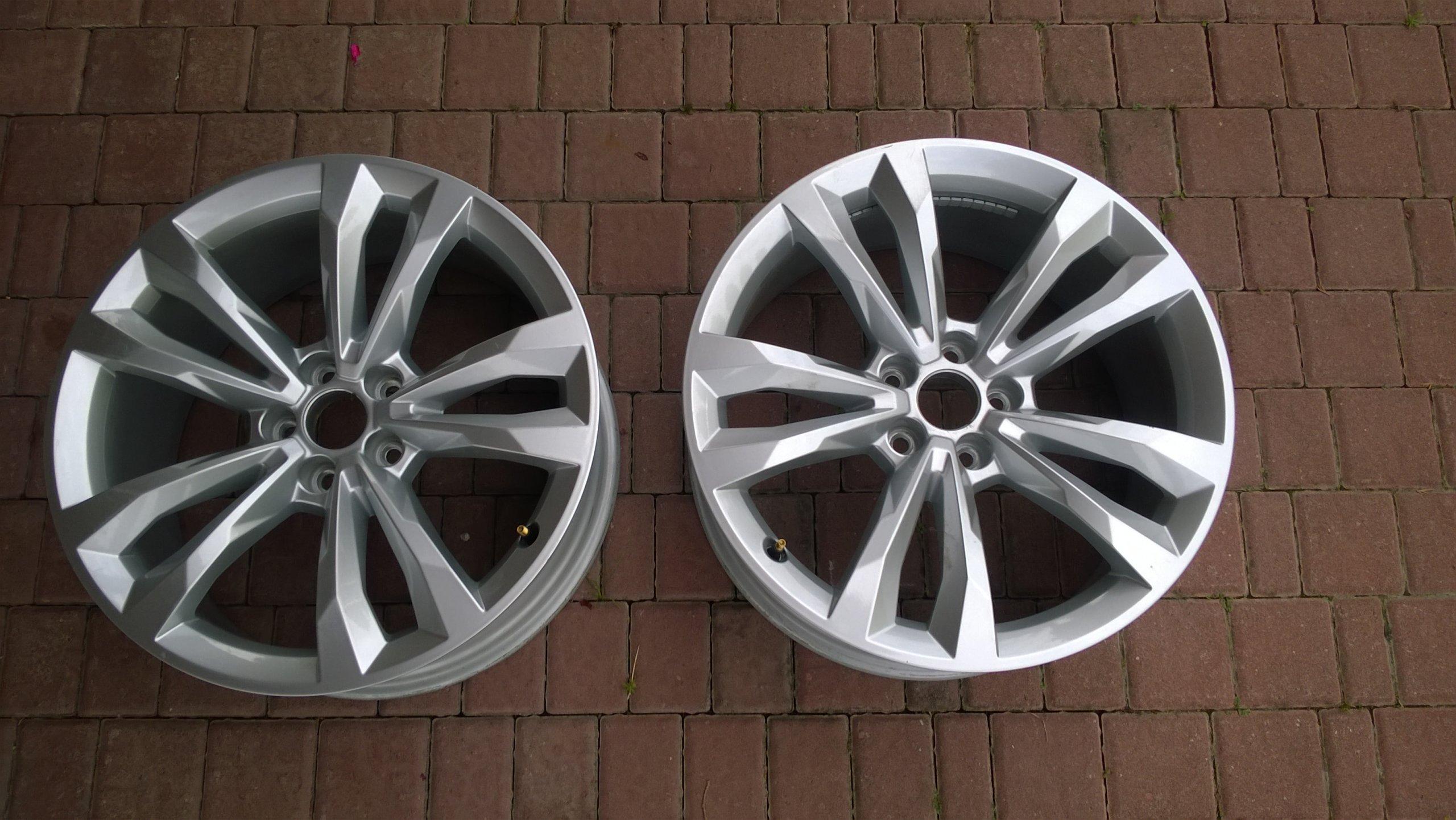 Audi Q7 4m0 Felgi Aluminiowe 19 Nowy Model Felga 6429333863