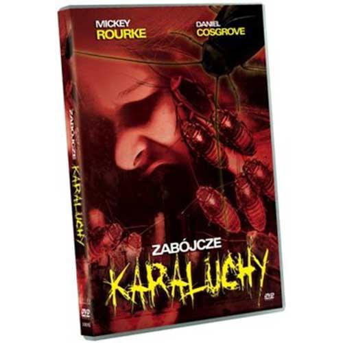 Zabójcze Karaluchy HORROR DVD