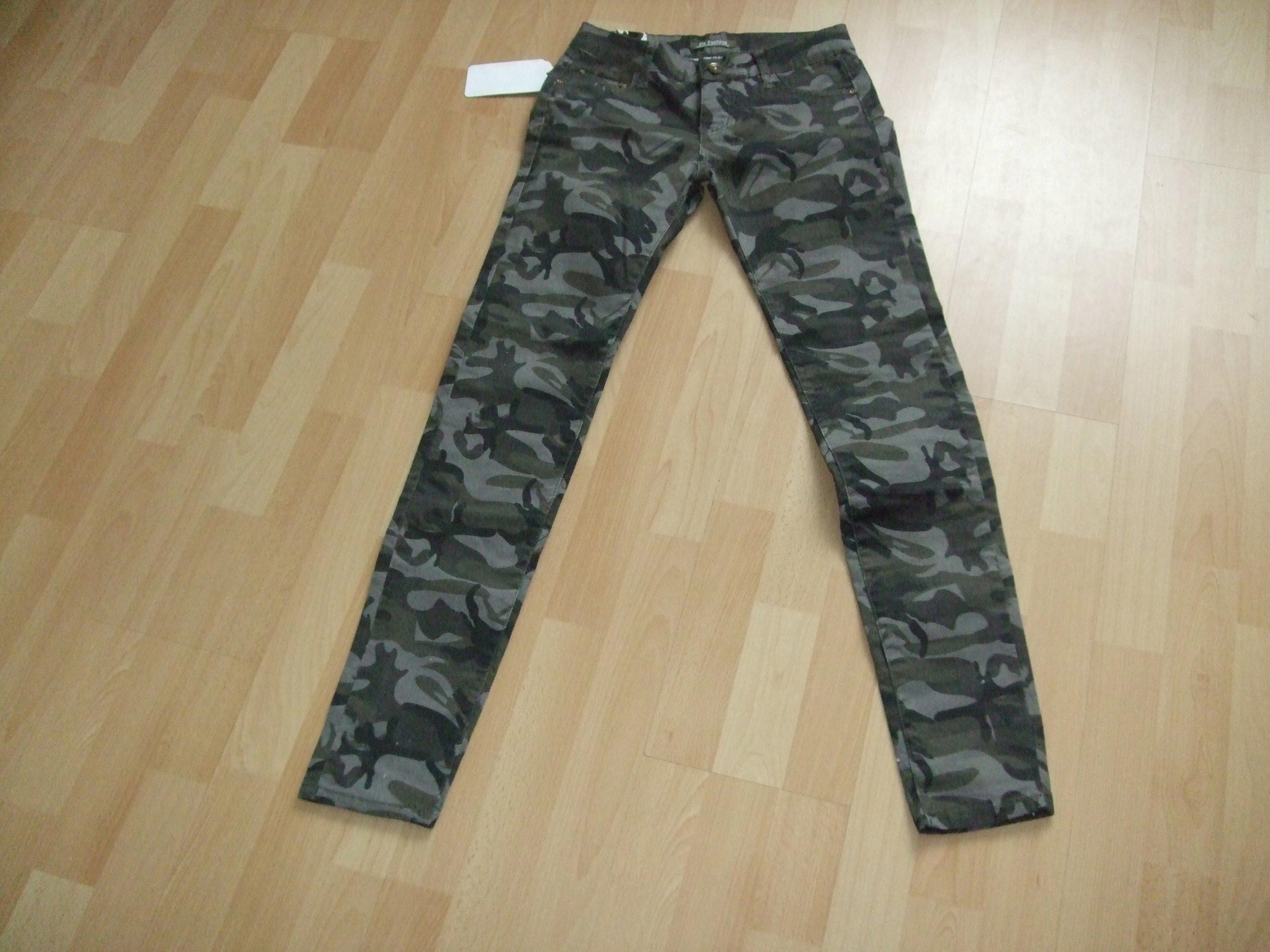 025c11e4 Spodnie moro roz 38