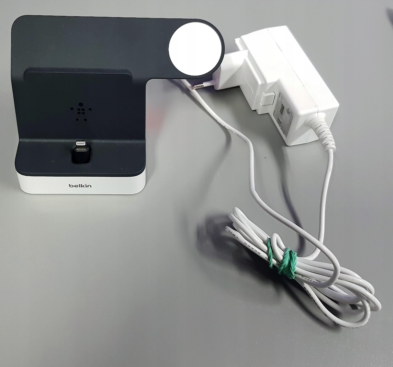 Belkin stojak do ładowania dla Apple Watch iPhone