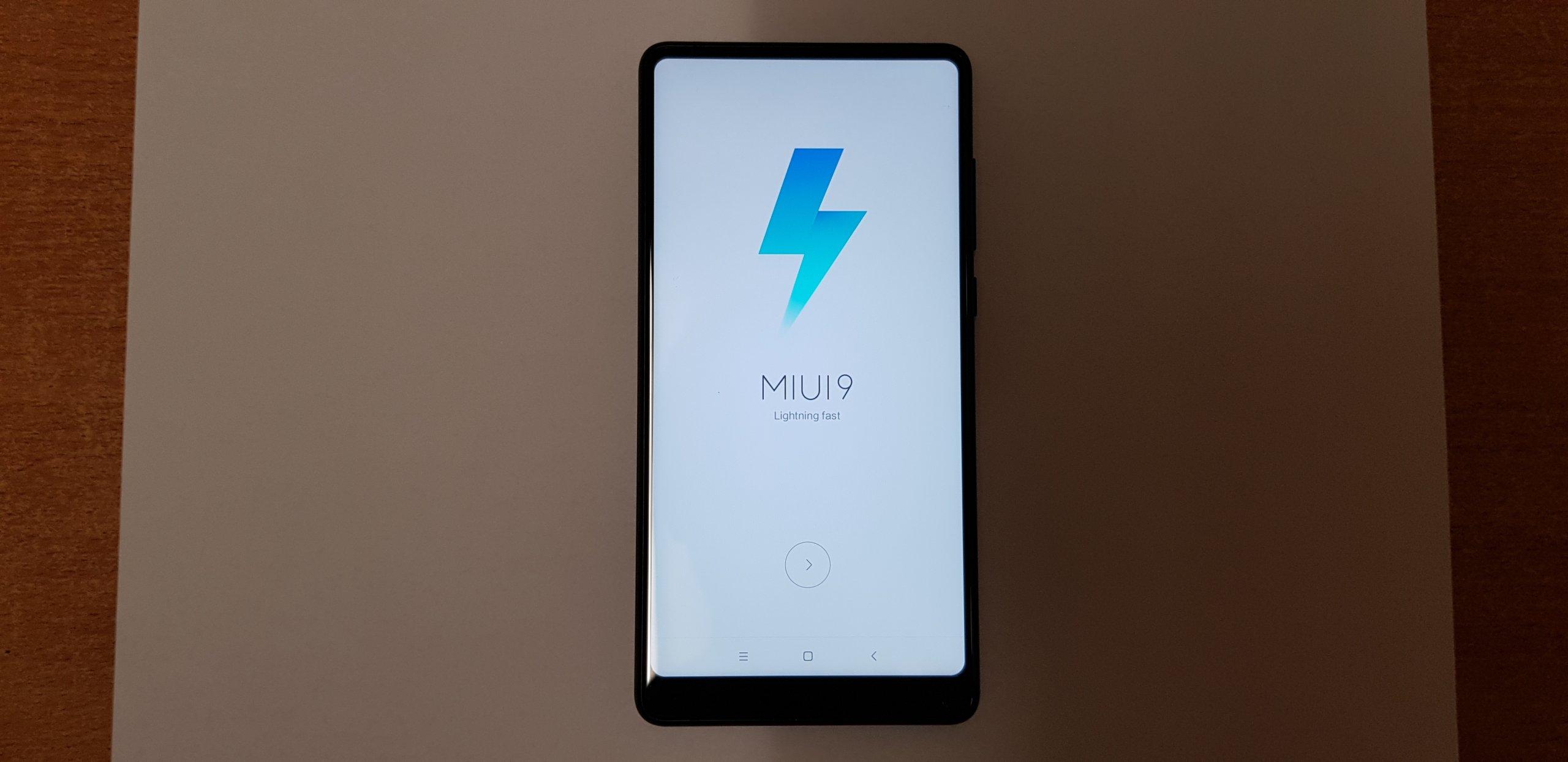 NOWY Xiaomi Mi MIX 2 Czarny MenuPL W WA od REKI