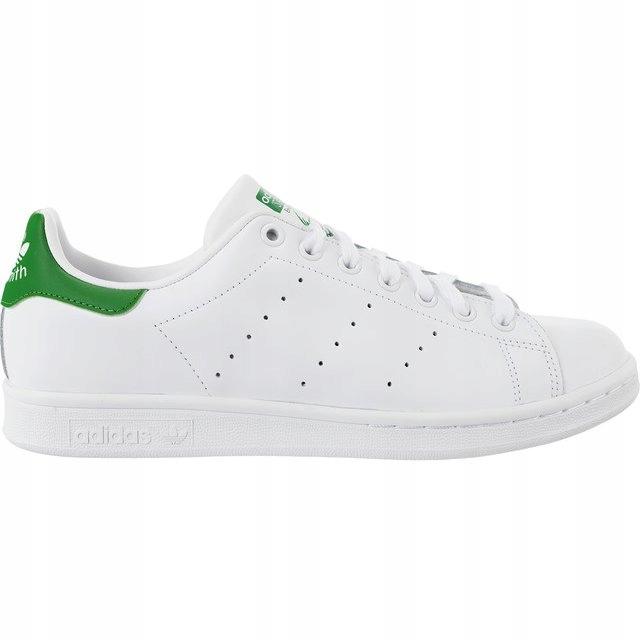 Białe Skórzane Buty Damskie Sportowe Nike r.40