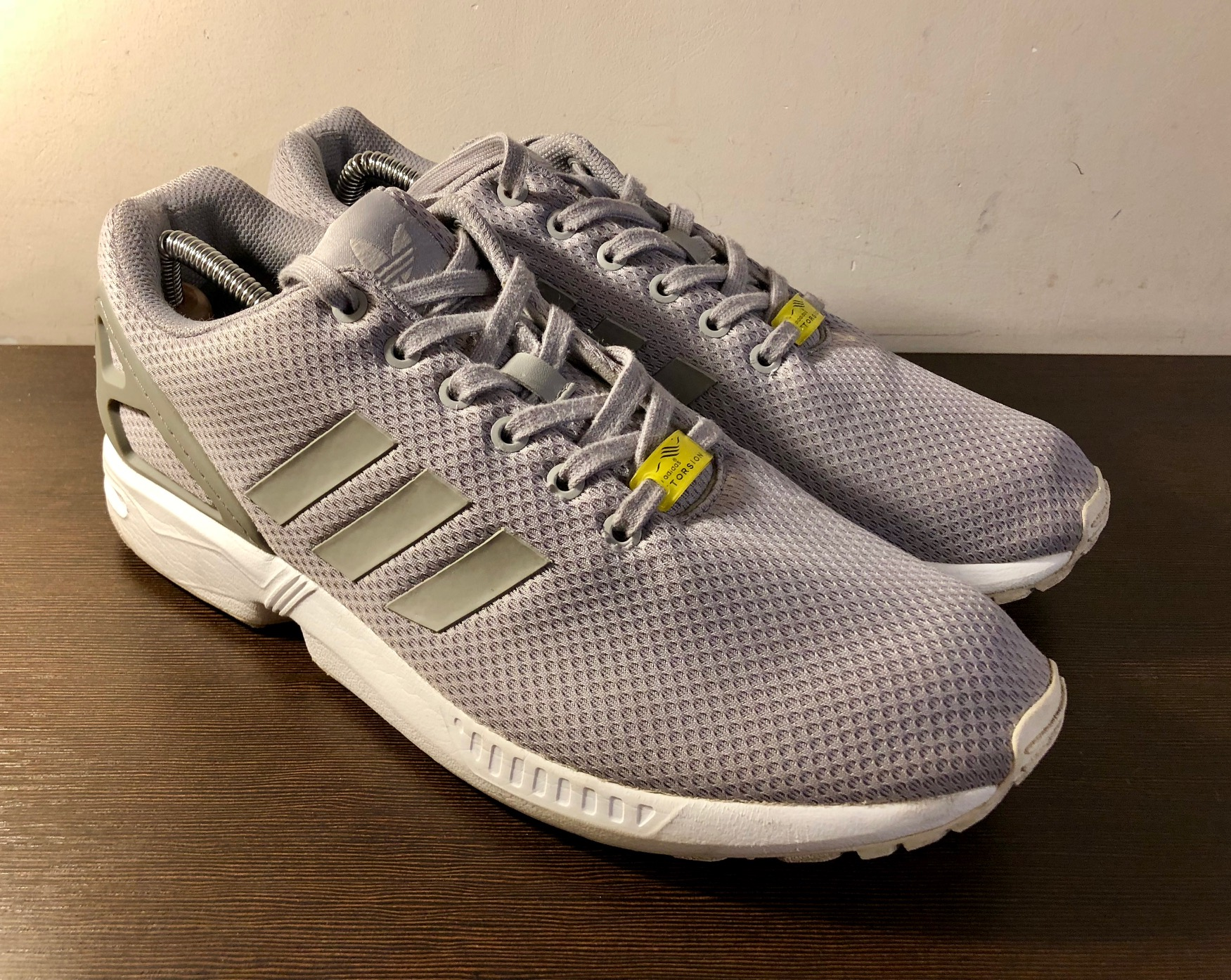 undefeated x sale online wholesale price Buty adidas ZX Flux Base Pack Light Granite 46
