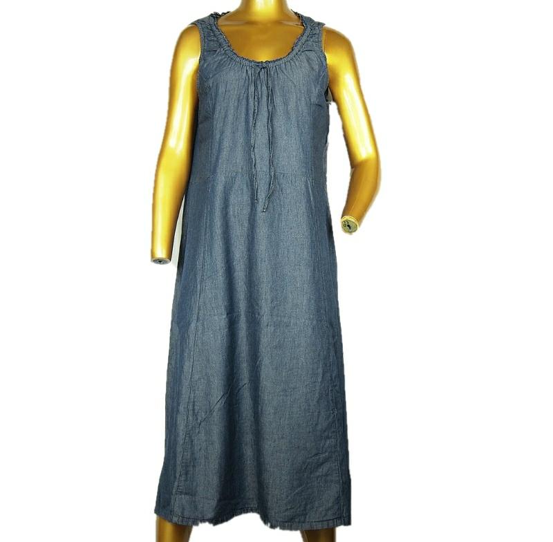 257aebefc0 3860 BLANCHEPORTE Jeansowa sukienka 46 - 7180699079 - oficjalne ...