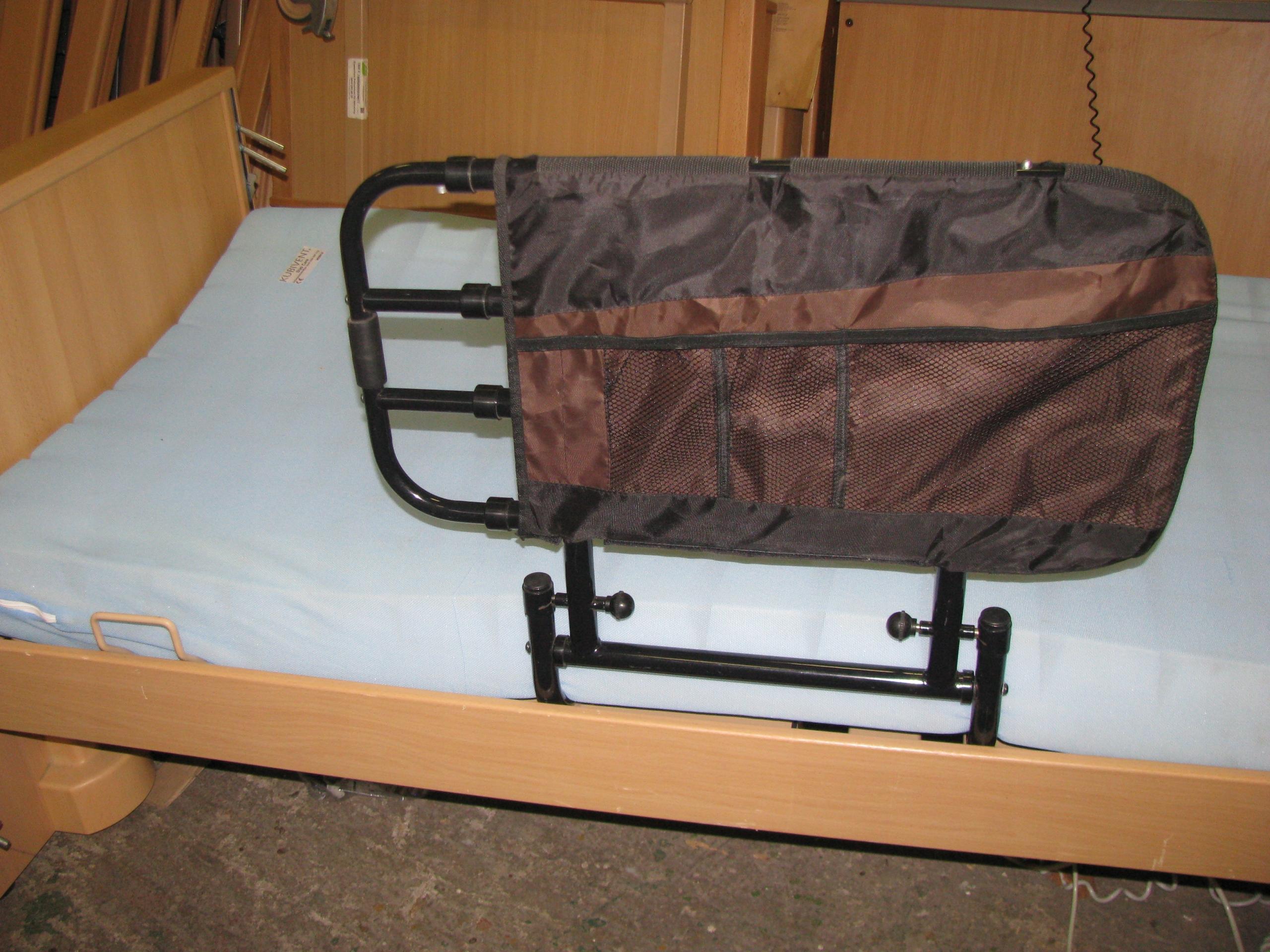 Barierka Do łóżka Rozsuwana Ułatwiająca Wstawanie