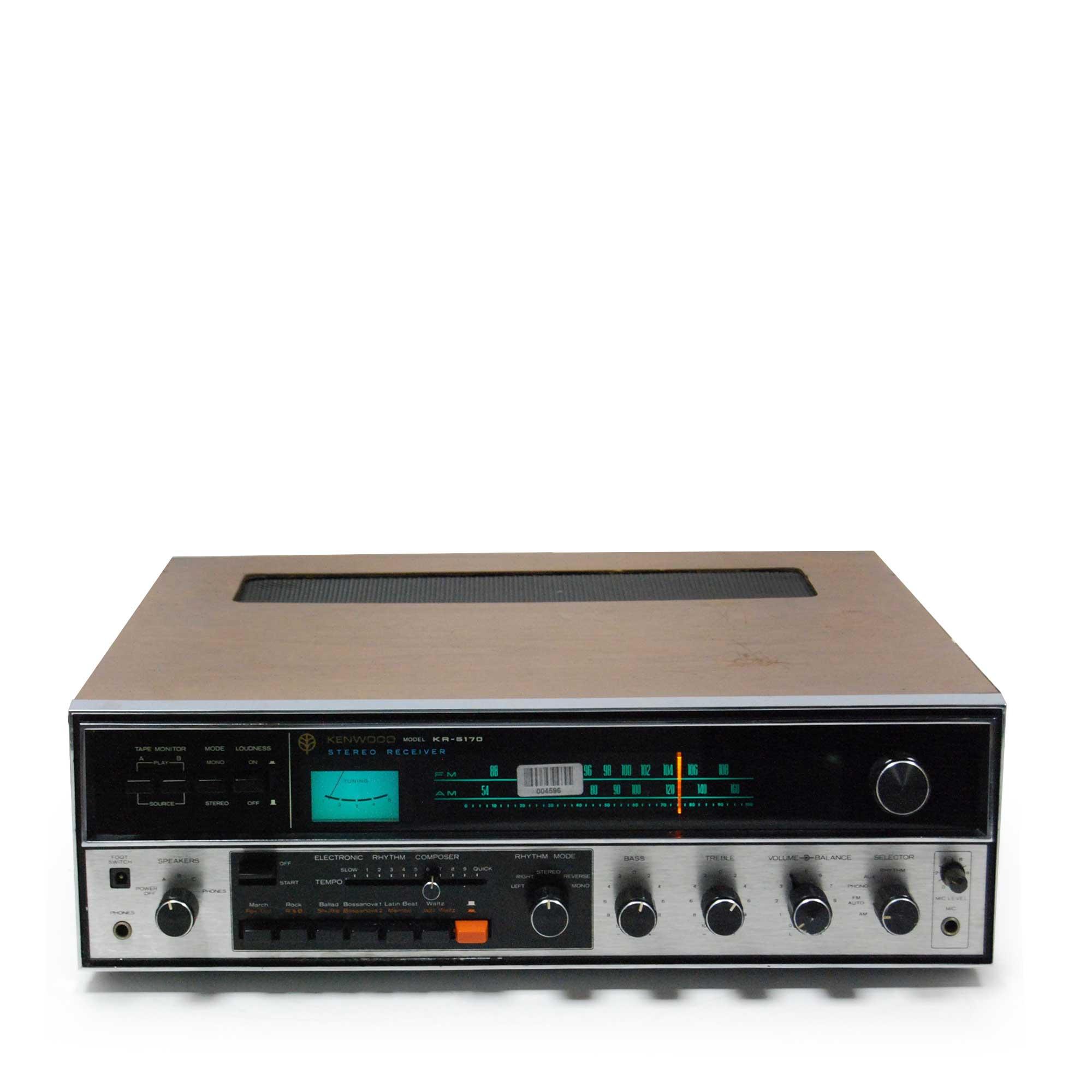 KENWOOD TRIO KR-5170