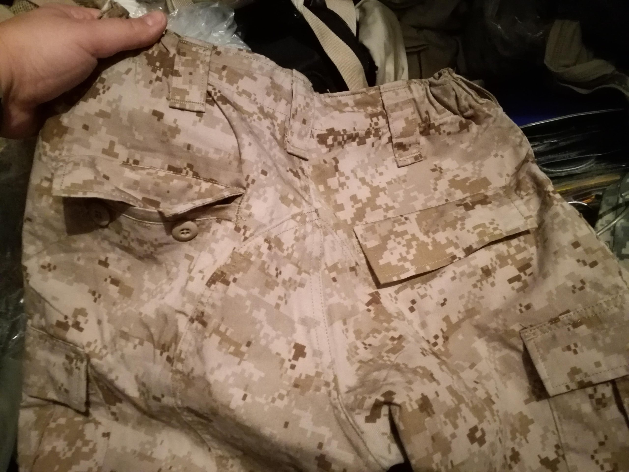 8976959f82 Kontrakt Desert Ml Spodnie Marpat 7116350028 Frog Usmc qBazZ