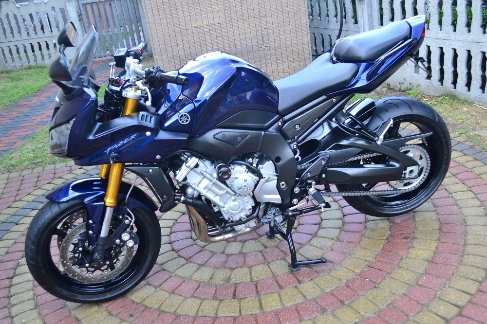 Yamaha FZ1 - N RN16 - altessammeln