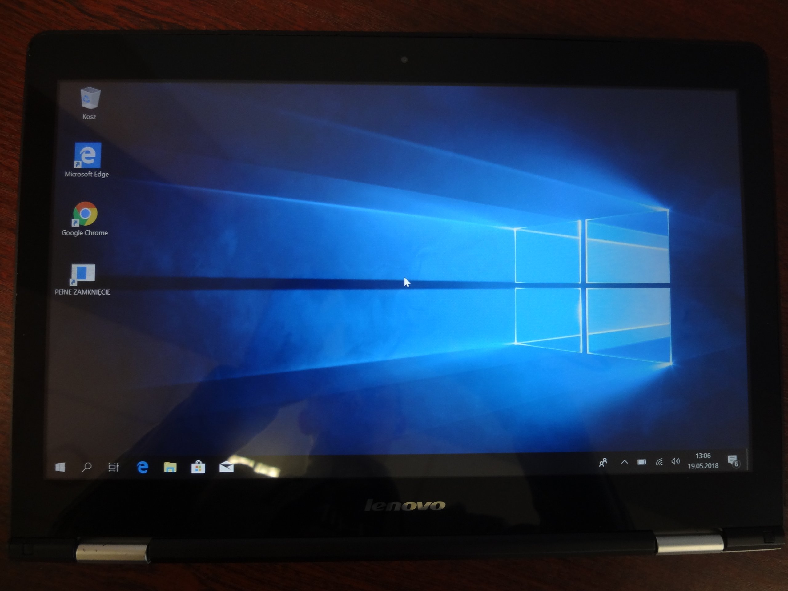 Lenovo Yoga 500 i5 5200U 8GB 120GB SSD Full HD FV