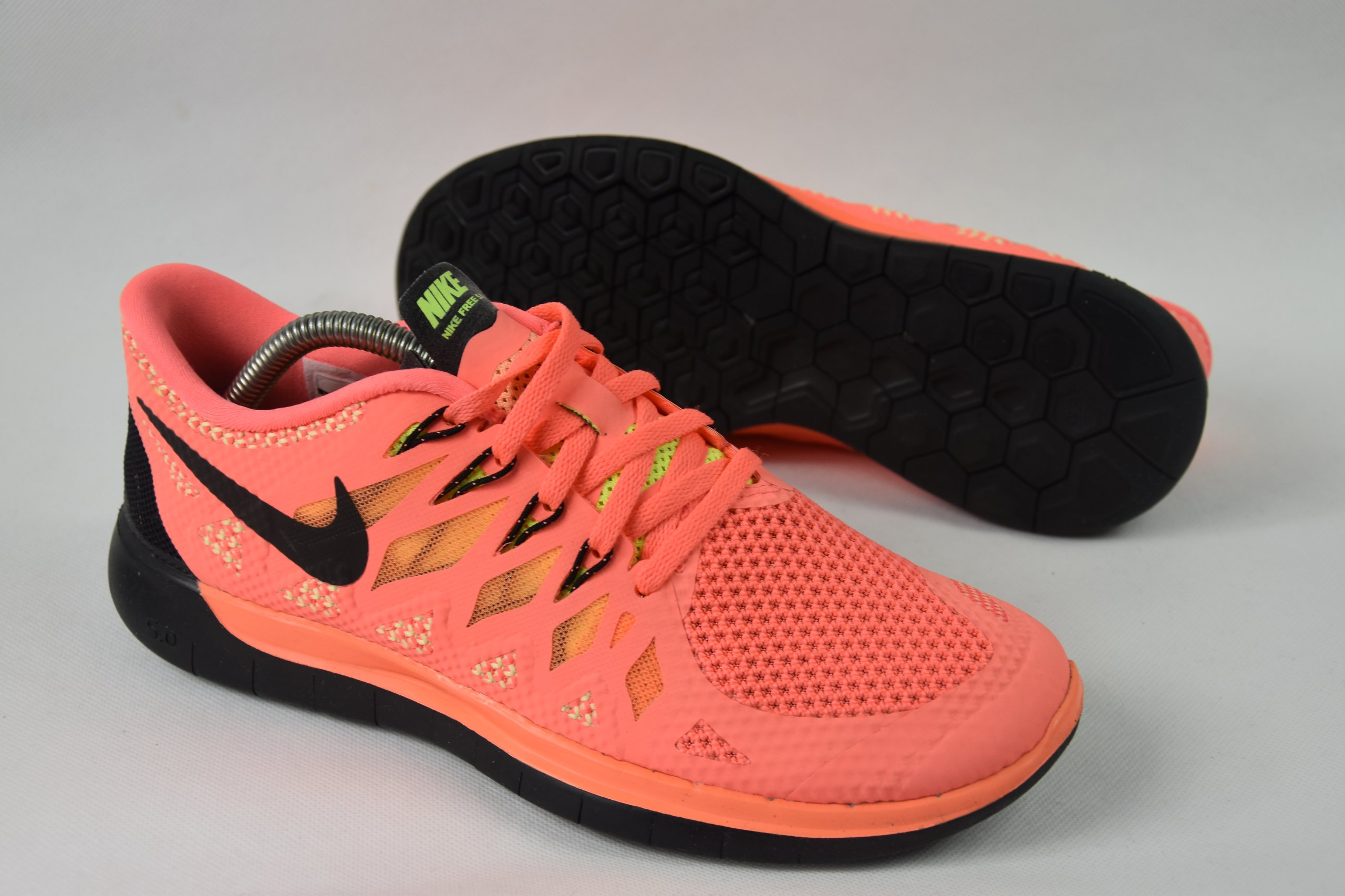 b8cd858635737d Nike Free 5,0 adidasy sportowe r.38,5/24,5cm - 7345781319 ...