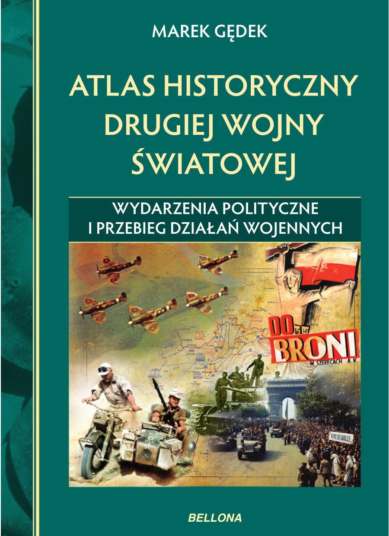 Atlas historyczny drugiej wojny światowej