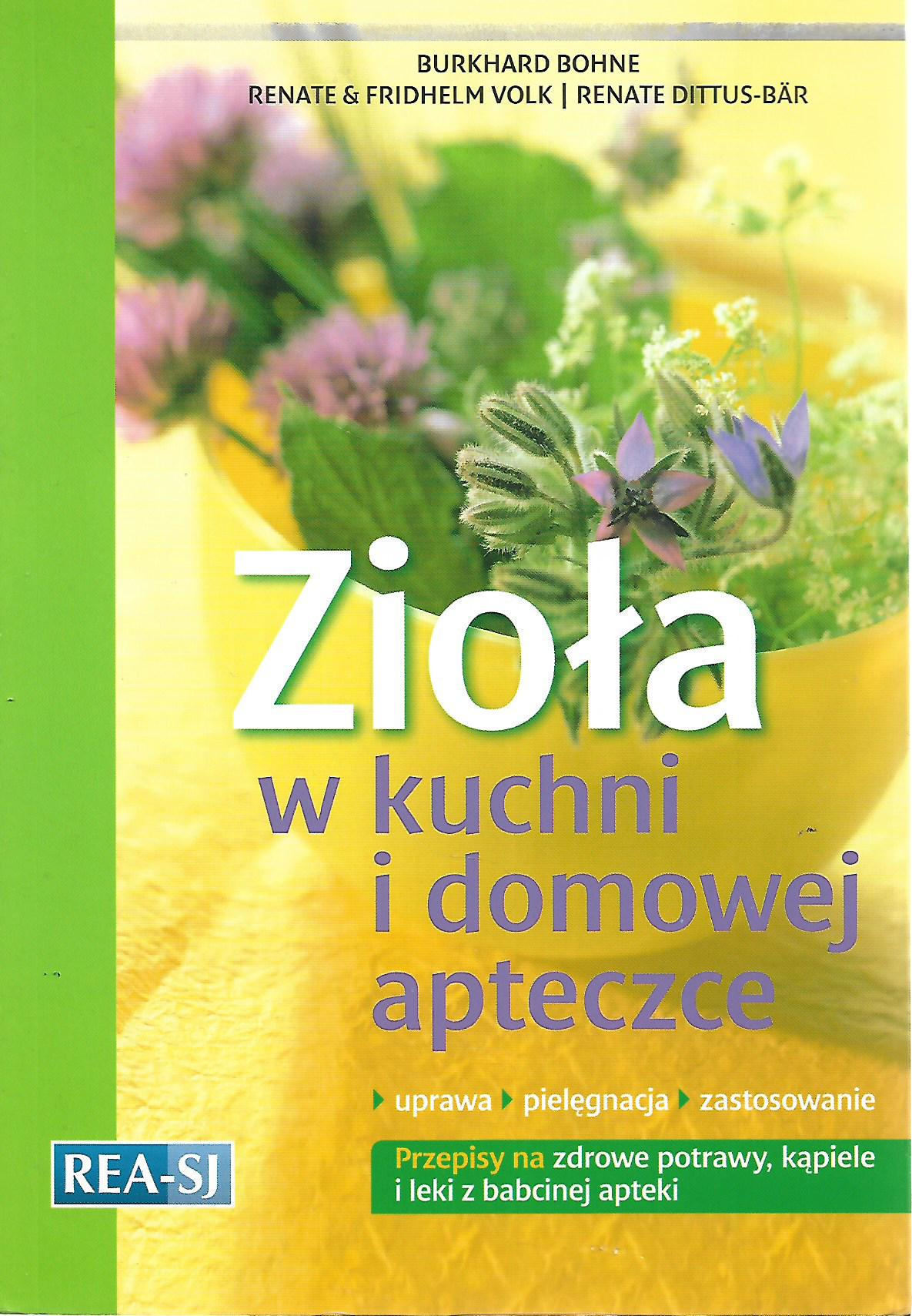 Zioła W Kuchni I Domowej Apteczce Bohne 7427418823