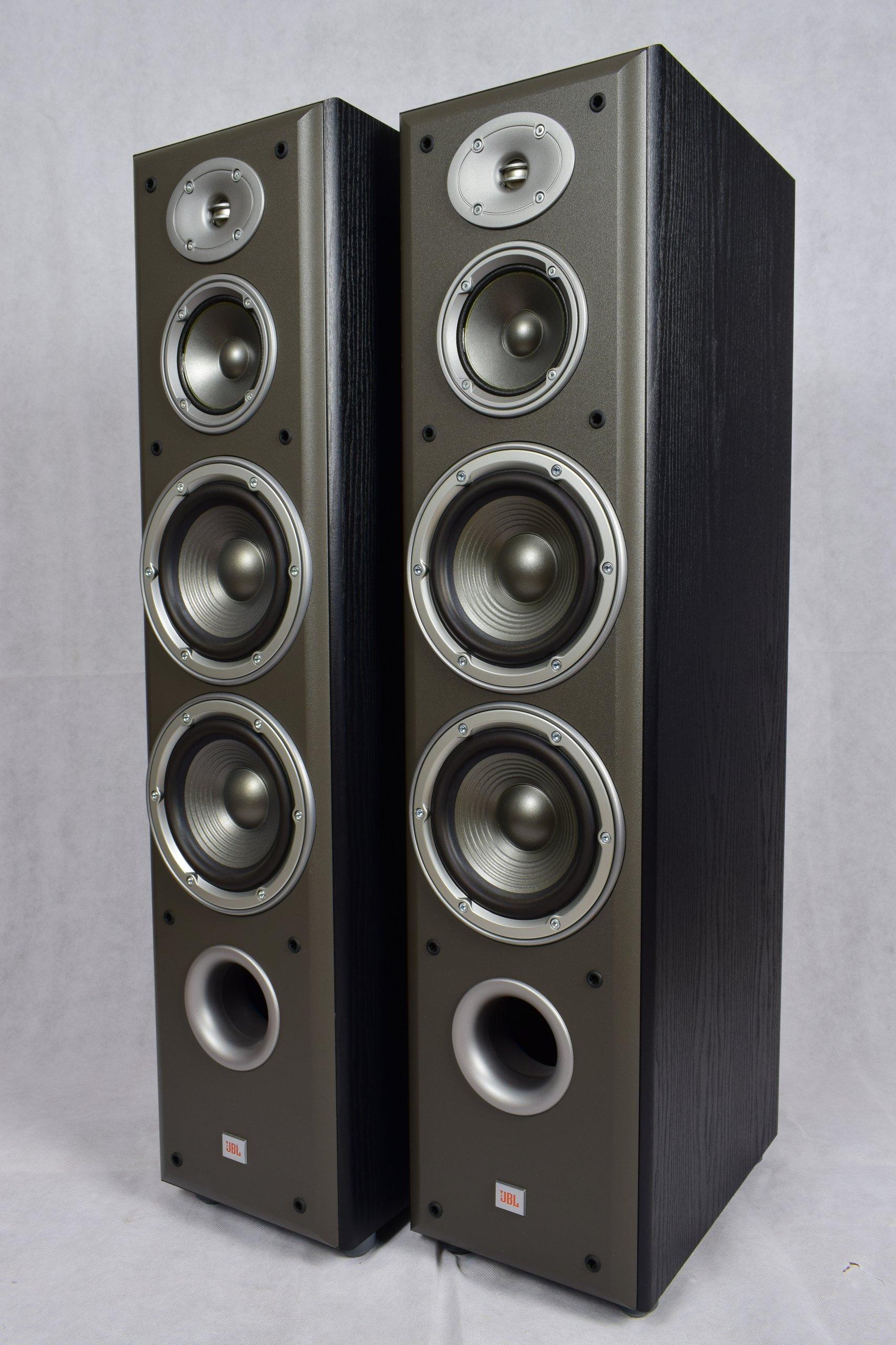 Nieuw JBL e80 e 80 kolumny jak nowe - czarne. - 7220297060 - oficjalne WX-97