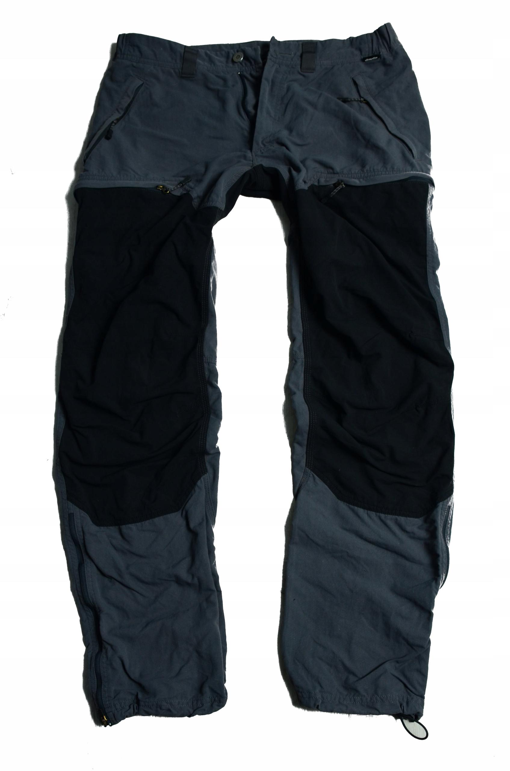 27364f63ca HAGLOFS CLIMATIC spodnie męskie turystyczne roz L - 7697266792 ...