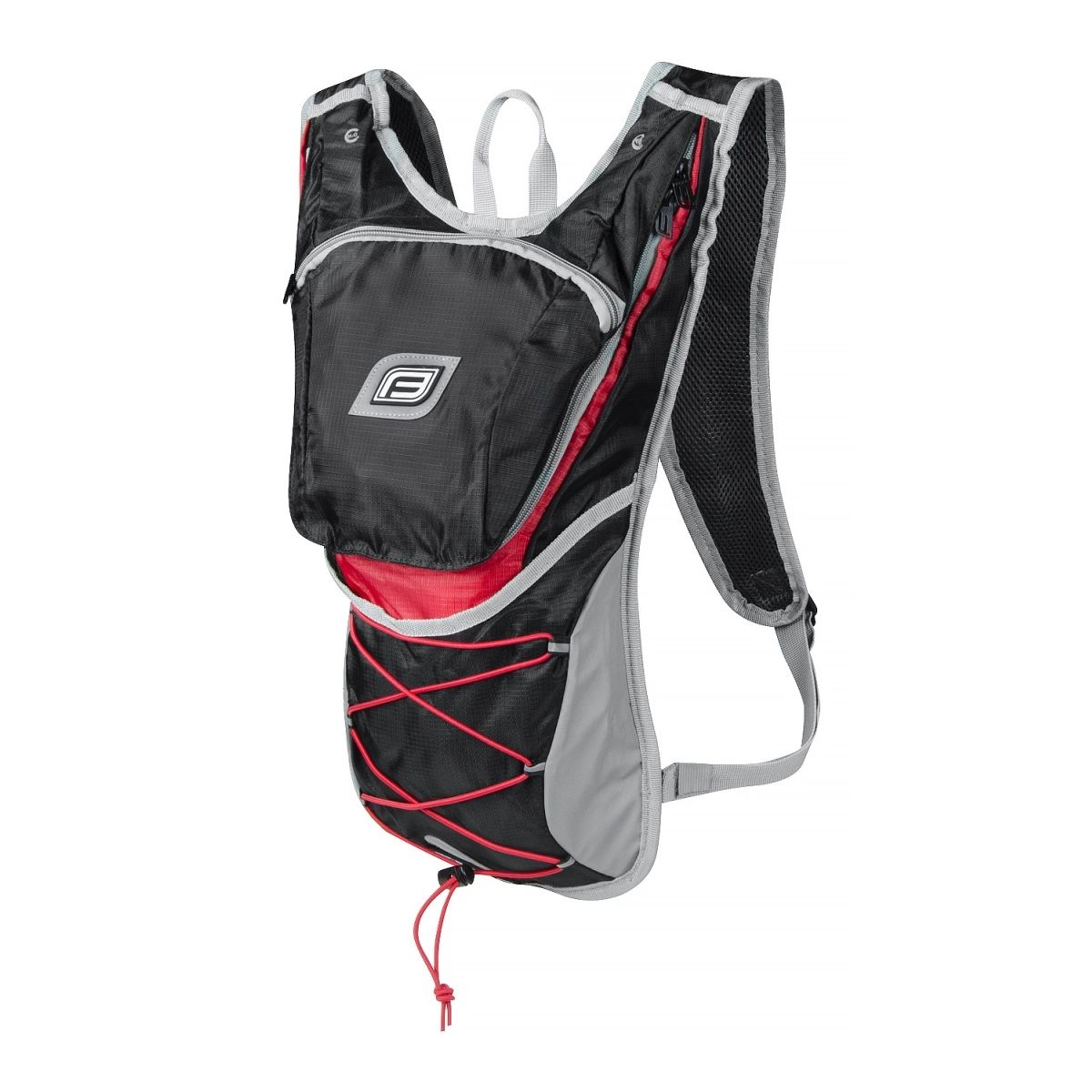e3b4e97797f1a FORCE TWIN plecak 14L czarno-czerwony - 6855573070 - oficjalne ...