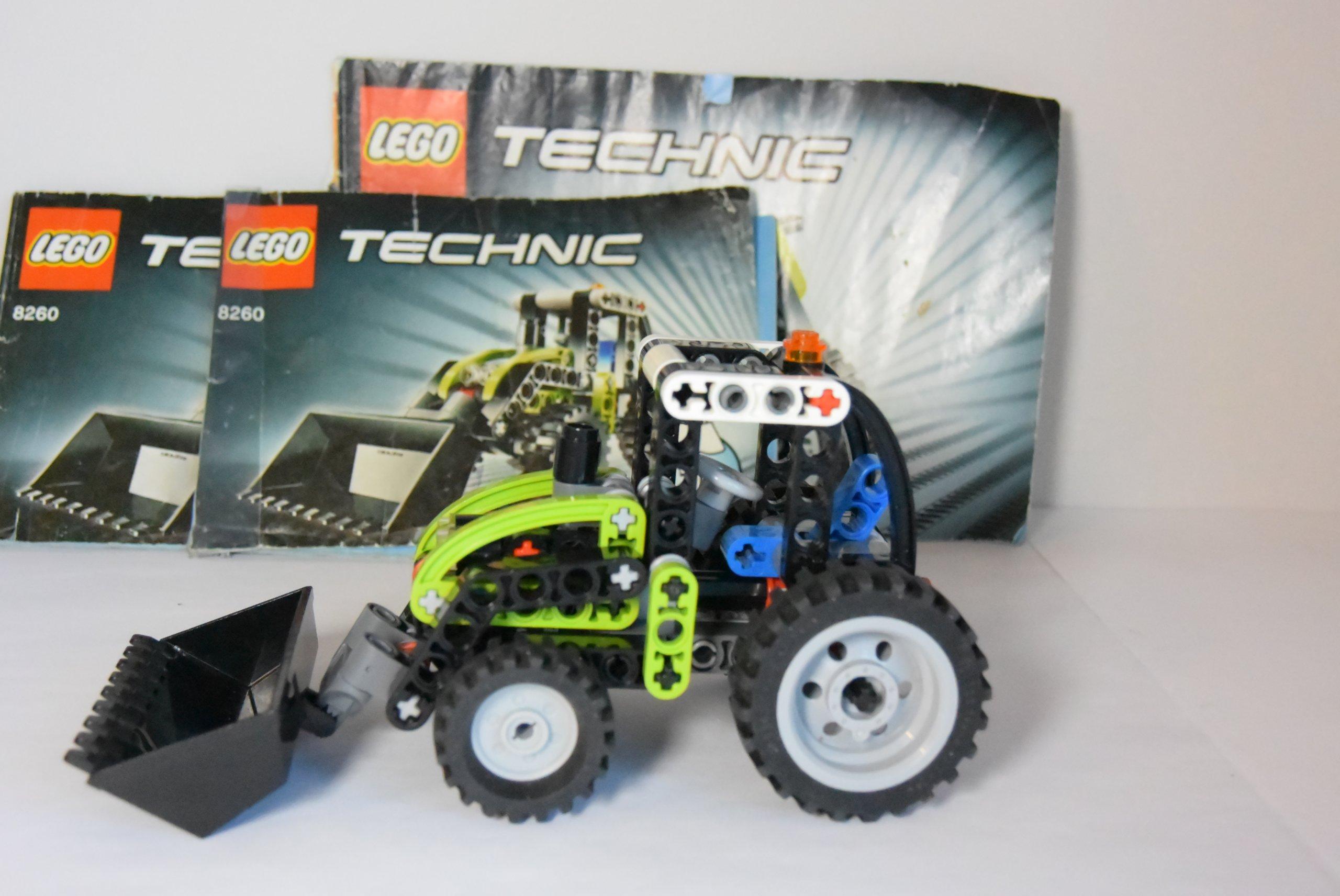 Klocki Lego Technic 8260 Traktor 2w1 7243934865 Oficjalne