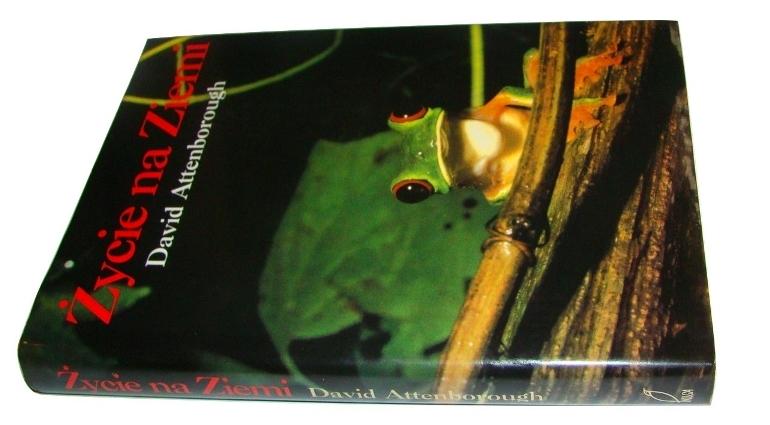 Życie na Ziemi David Attenborough /SRL